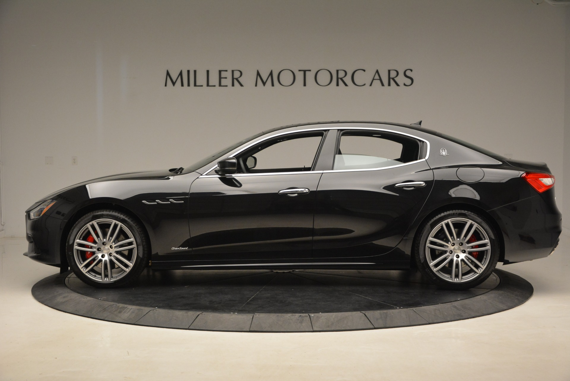 New 2019 Maserati Ghibli S Q4 GranSport For Sale In Westport, CT 2597_p3