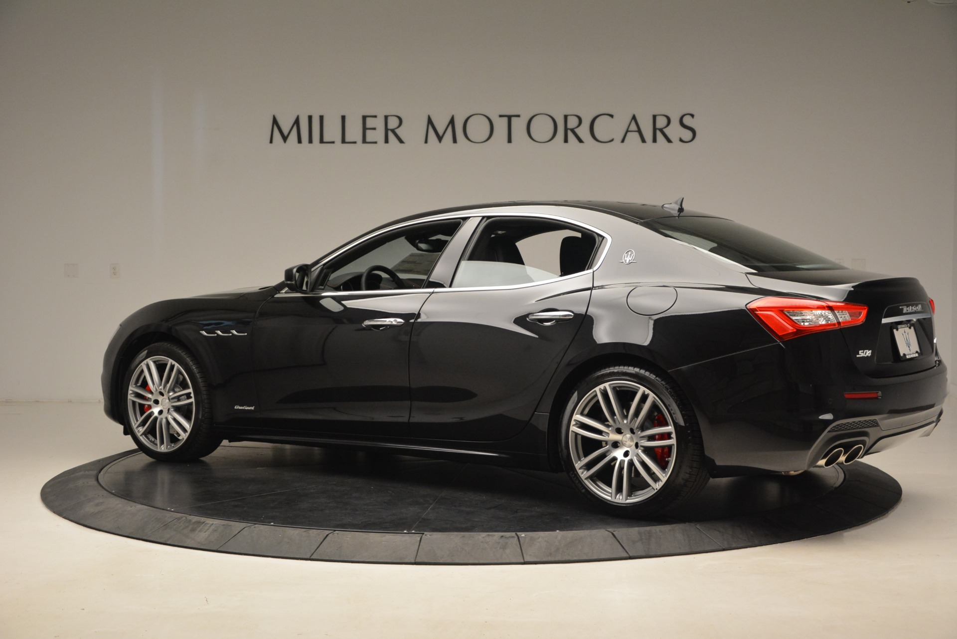 New 2019 Maserati Ghibli S Q4 GranSport For Sale In Westport, CT 2597_p4