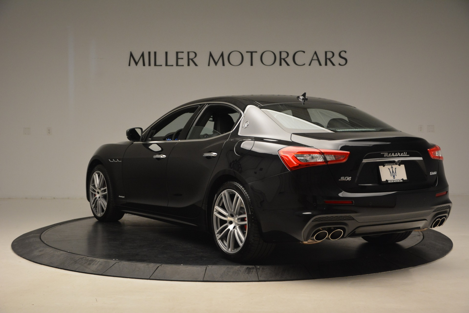 New 2019 Maserati Ghibli S Q4 GranSport For Sale In Westport, CT 2597_p5