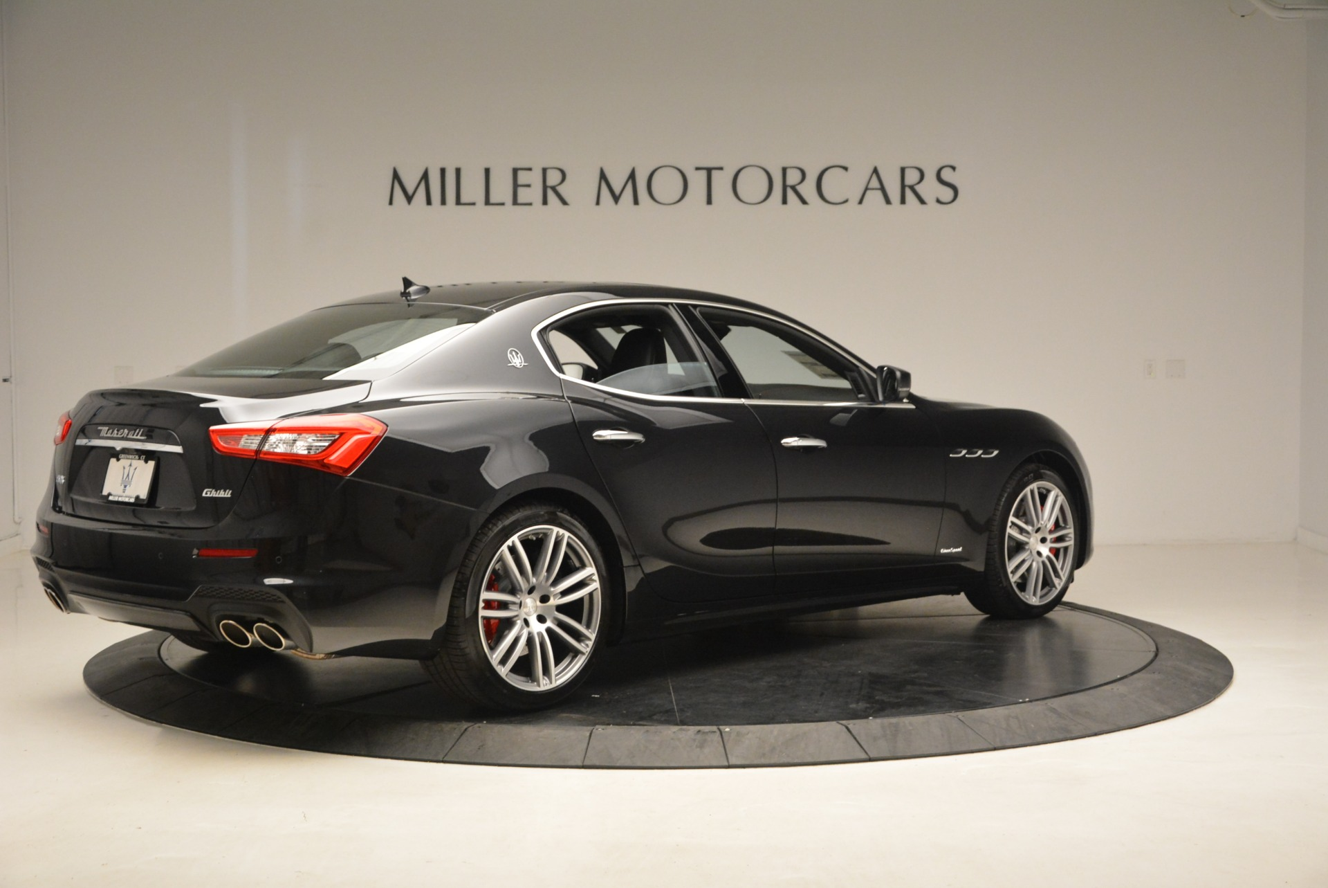 New 2019 Maserati Ghibli S Q4 GranSport For Sale In Westport, CT 2597_p8