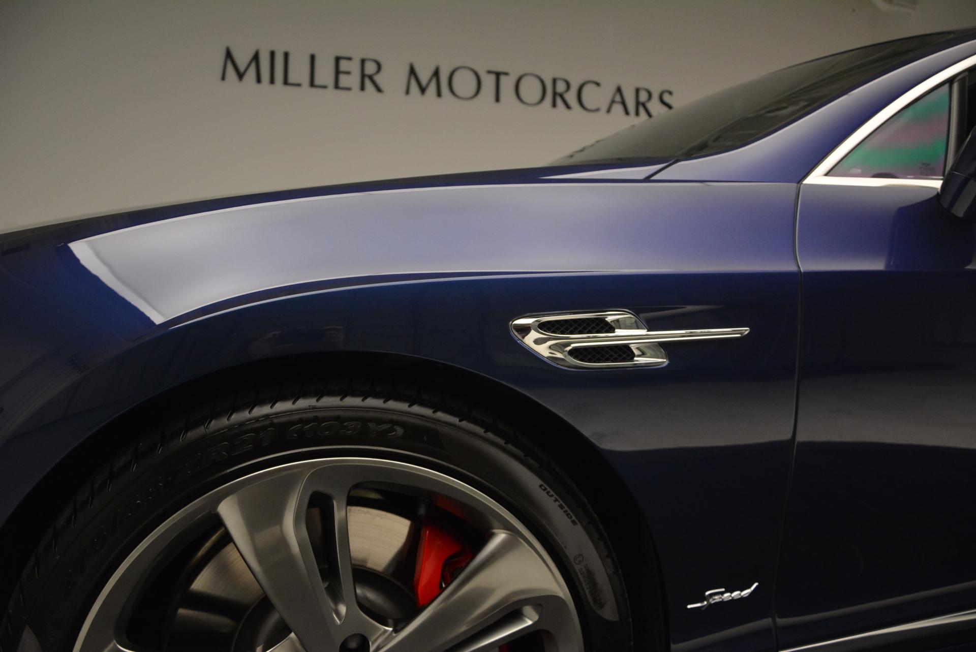 Used 2016 Bentley Continental GT Speed GT Speed For Sale In Westport, CT 26_p17