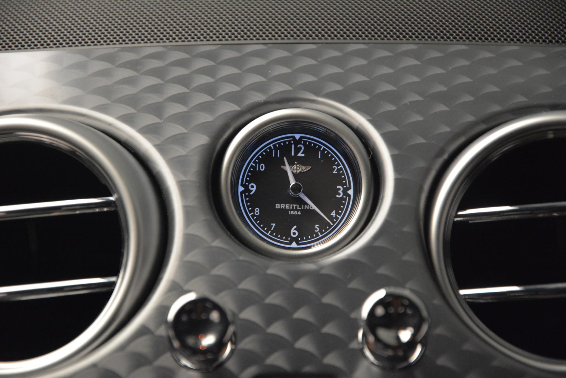 Used 2016 Bentley Continental GT Speed GT Speed For Sale In Westport, CT 26_p31