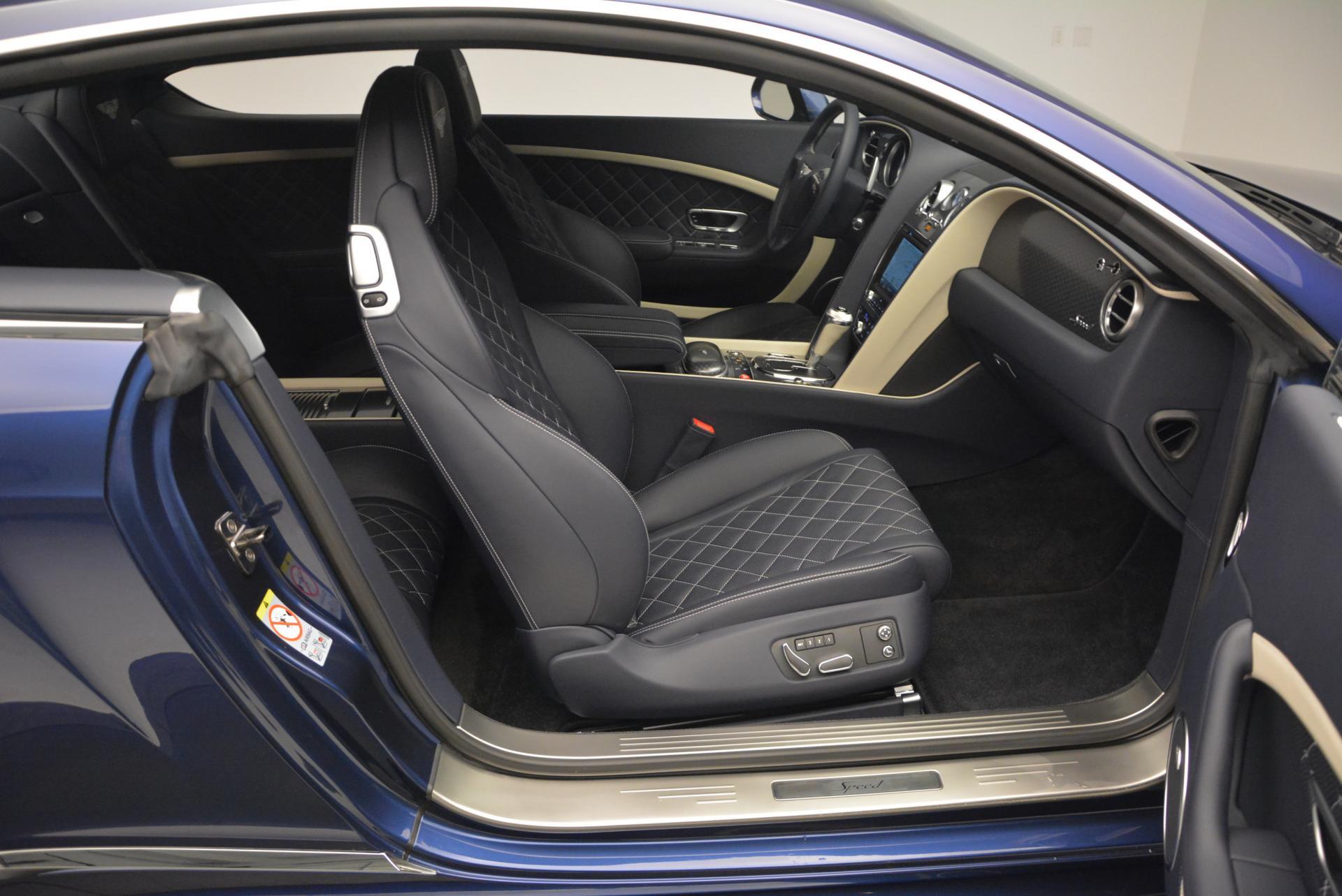 Used 2016 Bentley Continental GT Speed GT Speed For Sale In Westport, CT 26_p35