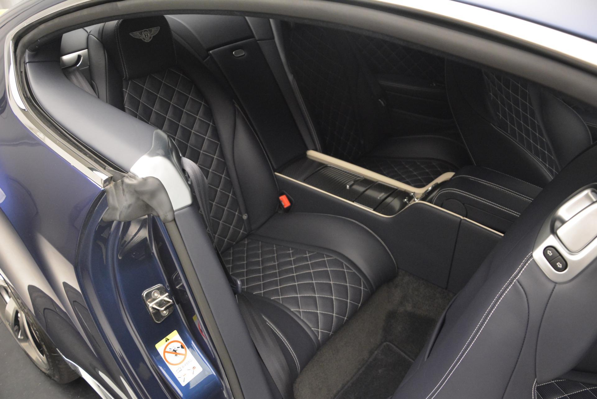 Used 2016 Bentley Continental GT Speed GT Speed For Sale In Westport, CT 26_p36