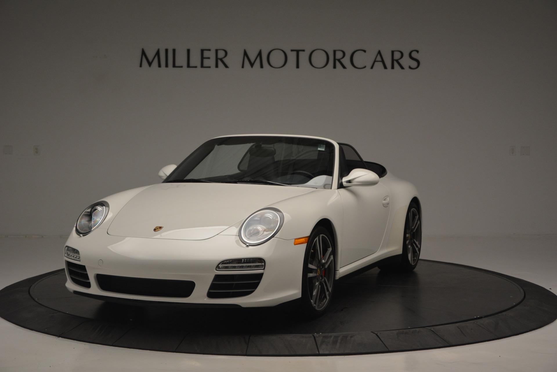 Used 2011 Porsche 911 Carrera 4S For Sale In Westport, CT 2600_main