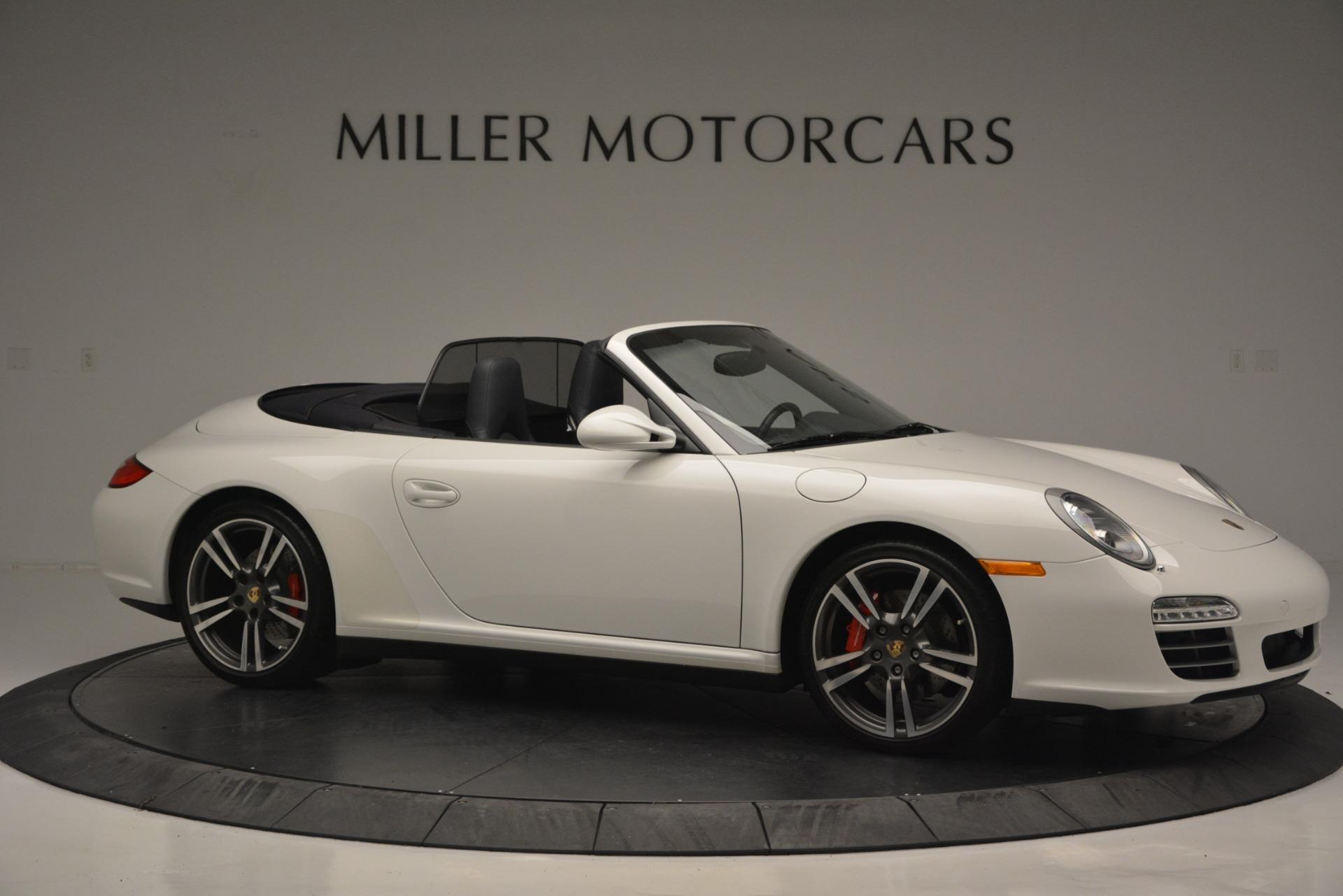 Used 2011 Porsche 911 Carrera 4S For Sale In Westport, CT 2600_p11