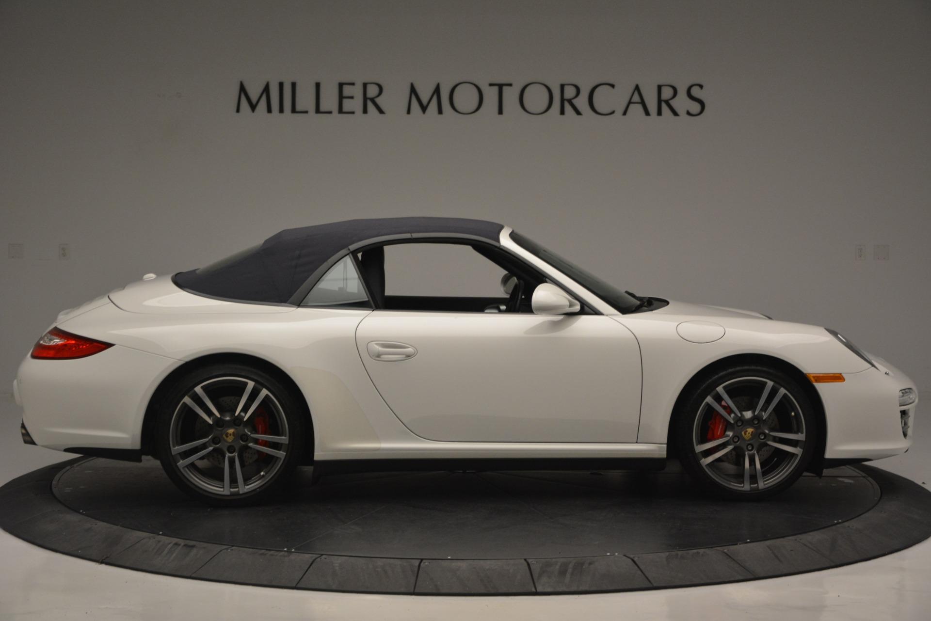 Used 2011 Porsche 911 Carrera 4S For Sale In Westport, CT 2600_p15
