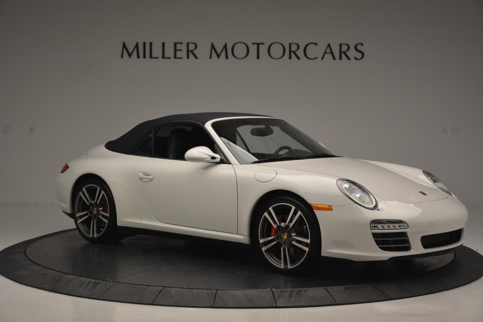 Used 2011 Porsche 911 Carrera 4S For Sale In Westport, CT 2600_p16