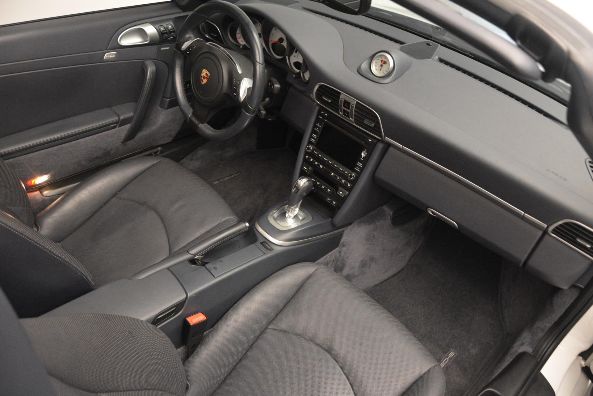 Used 2011 Porsche 911 Carrera 4S For Sale In Westport, CT 2600_p22