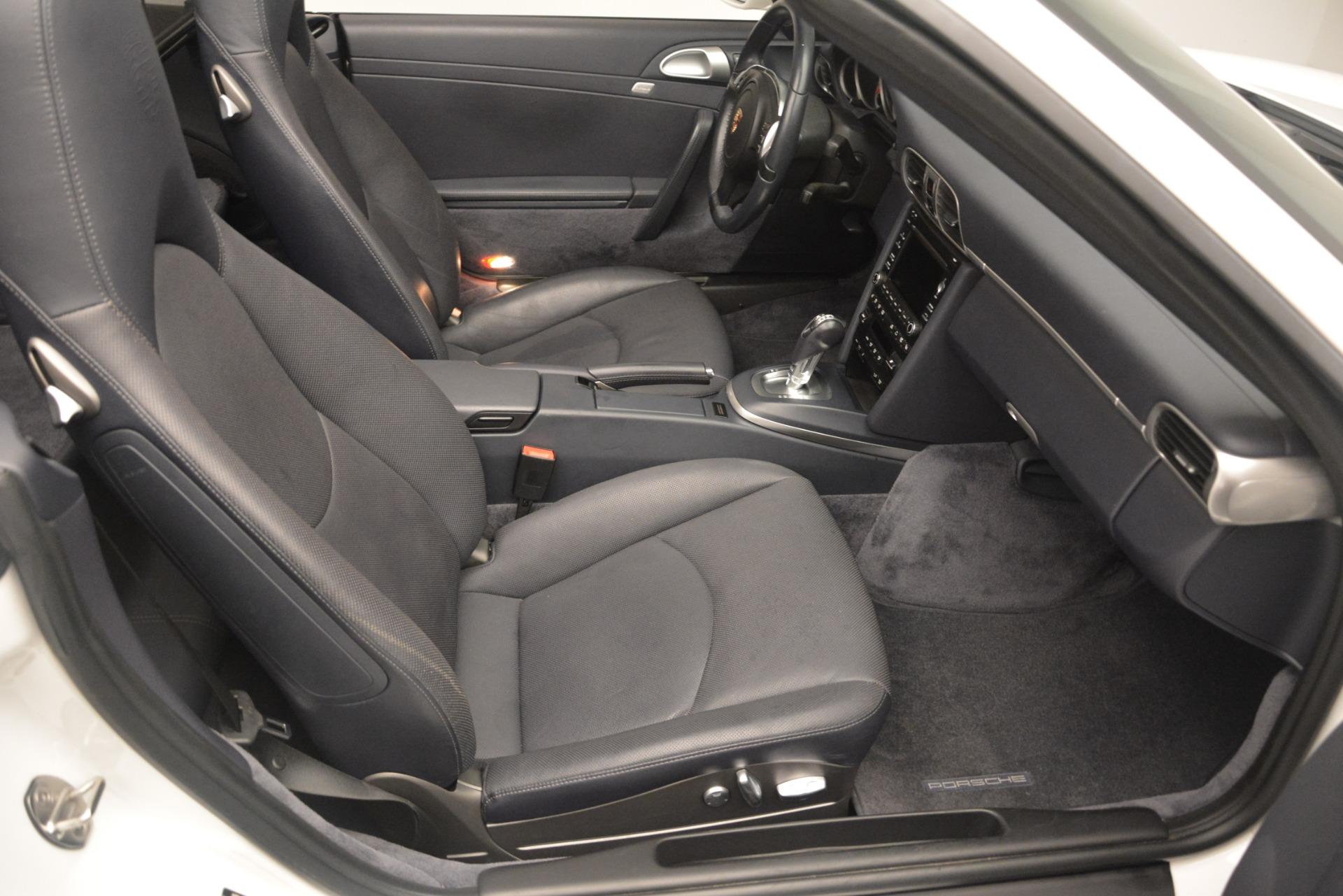 Used 2011 Porsche 911 Carrera 4S For Sale In Westport, CT 2600_p23