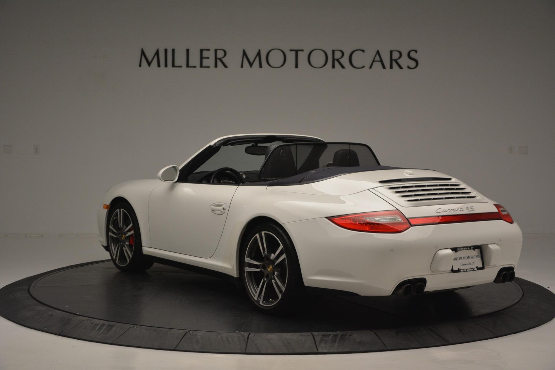 Used 2011 Porsche 911 Carrera 4S For Sale In Westport, CT 2600_p5