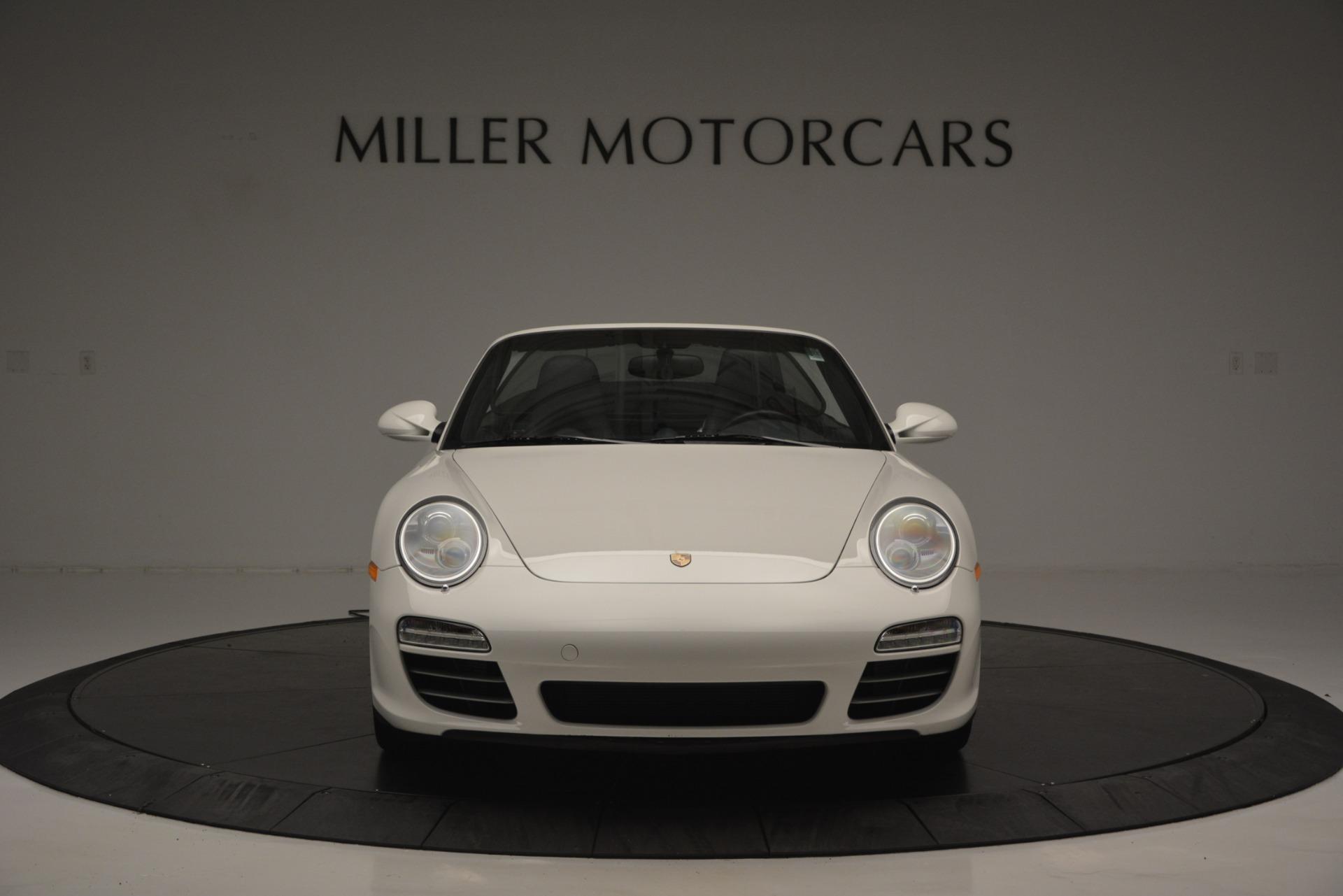Used 2011 Porsche 911 Carrera 4S For Sale In Westport, CT 2600_p7