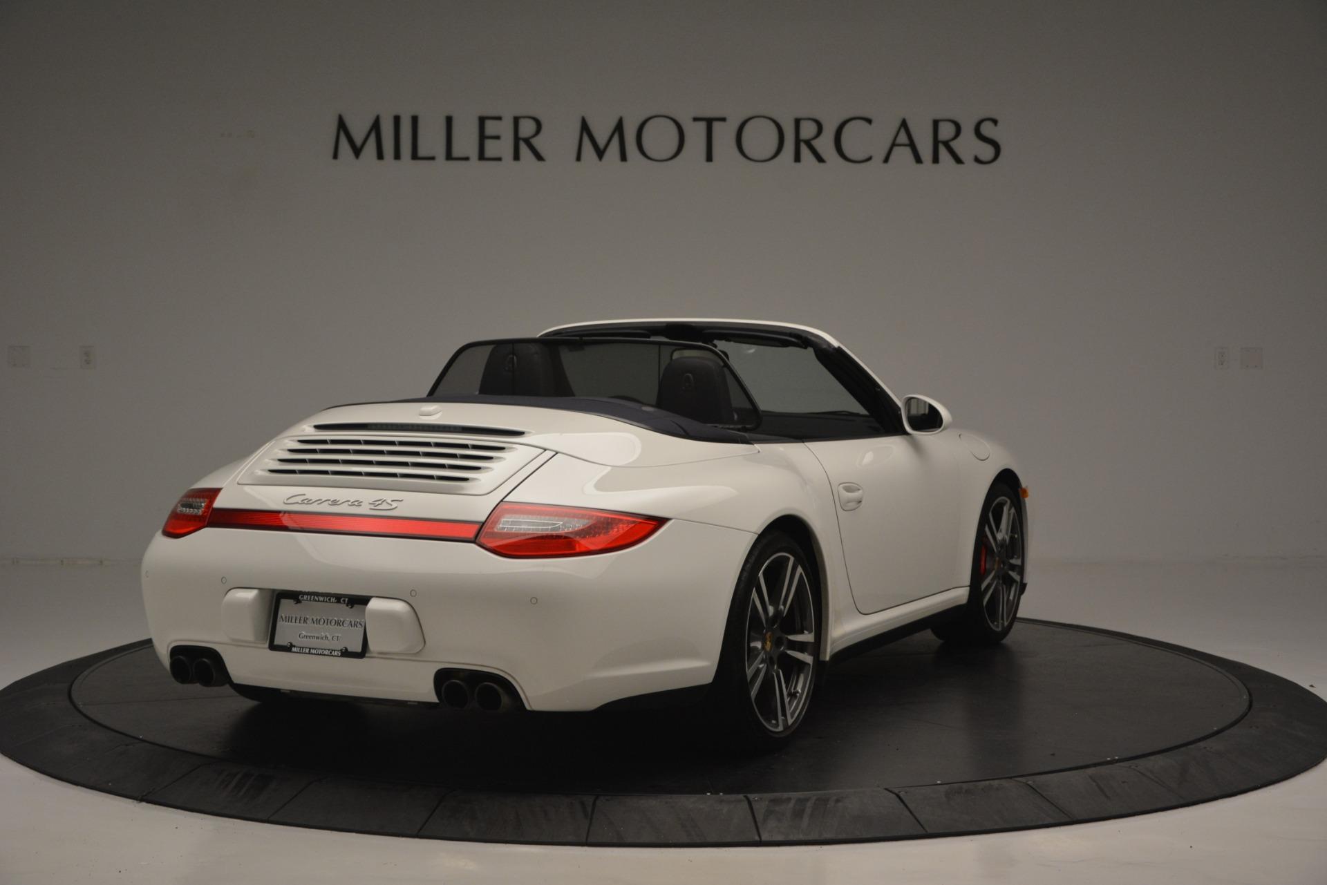 Used 2011 Porsche 911 Carrera 4S For Sale In Westport, CT 2600_p8