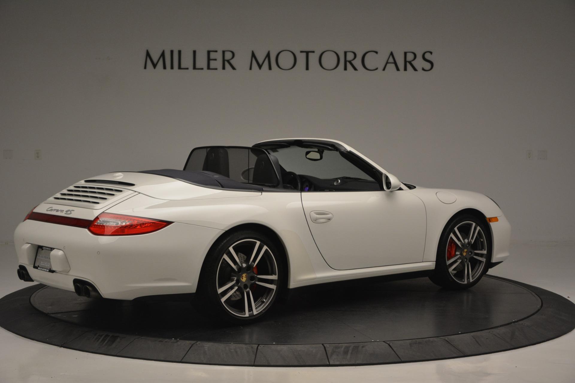 Used 2011 Porsche 911 Carrera 4S For Sale In Westport, CT 2600_p9