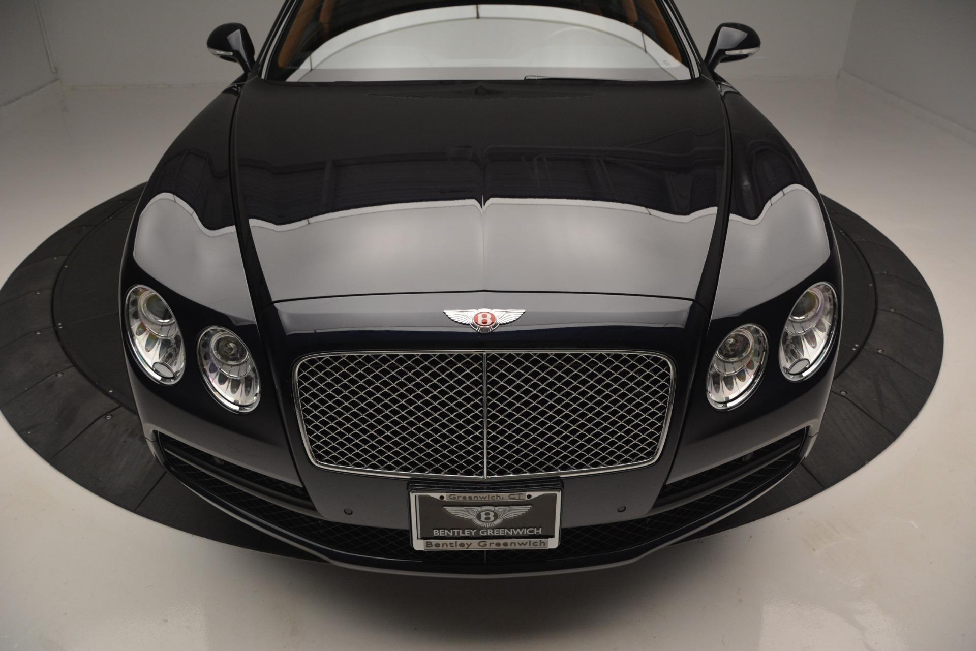 New 2018 Bentley Flying Spur V8 For Sale In Westport, CT 2601_p13