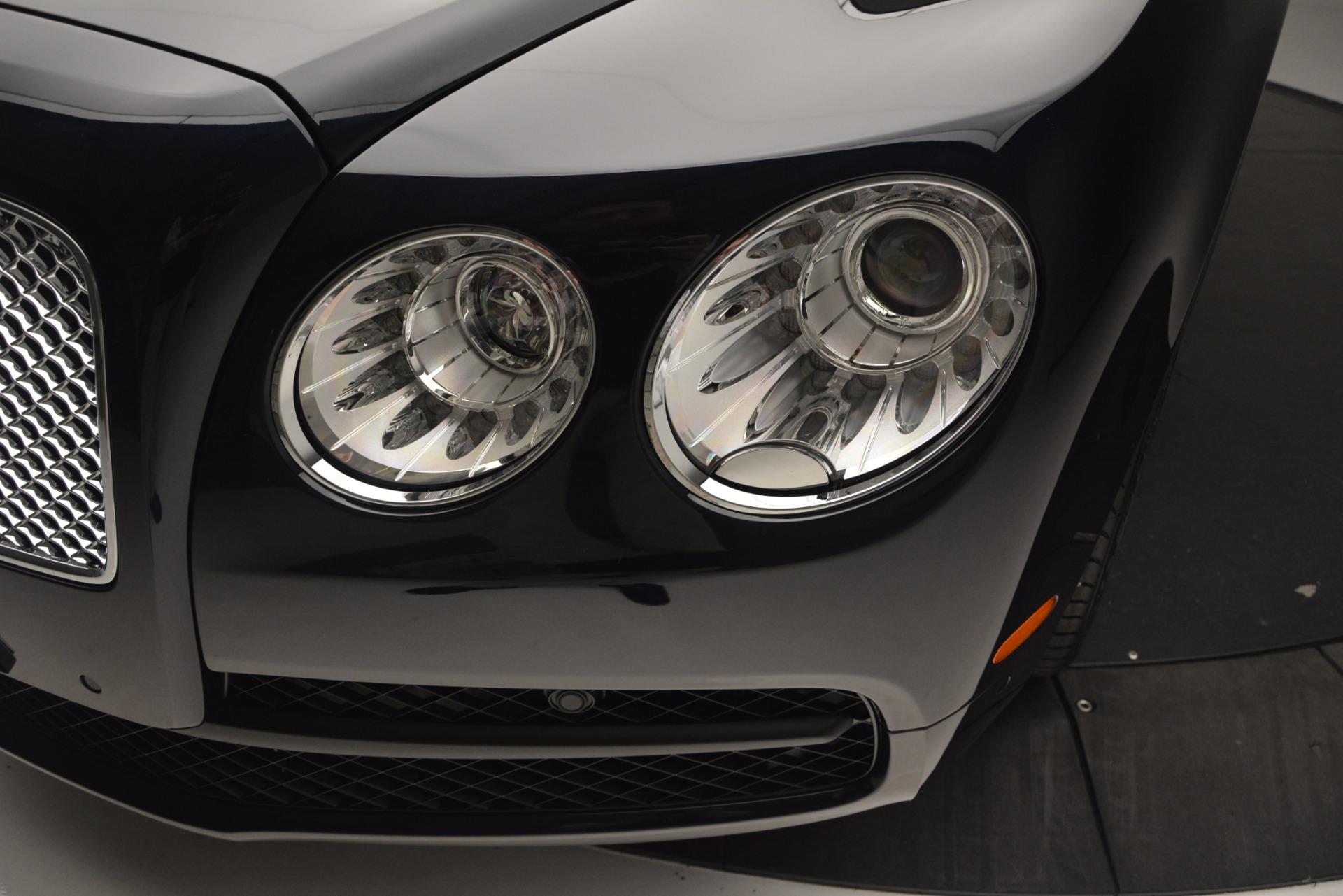 New 2018 Bentley Flying Spur V8 For Sale In Westport, CT 2601_p15