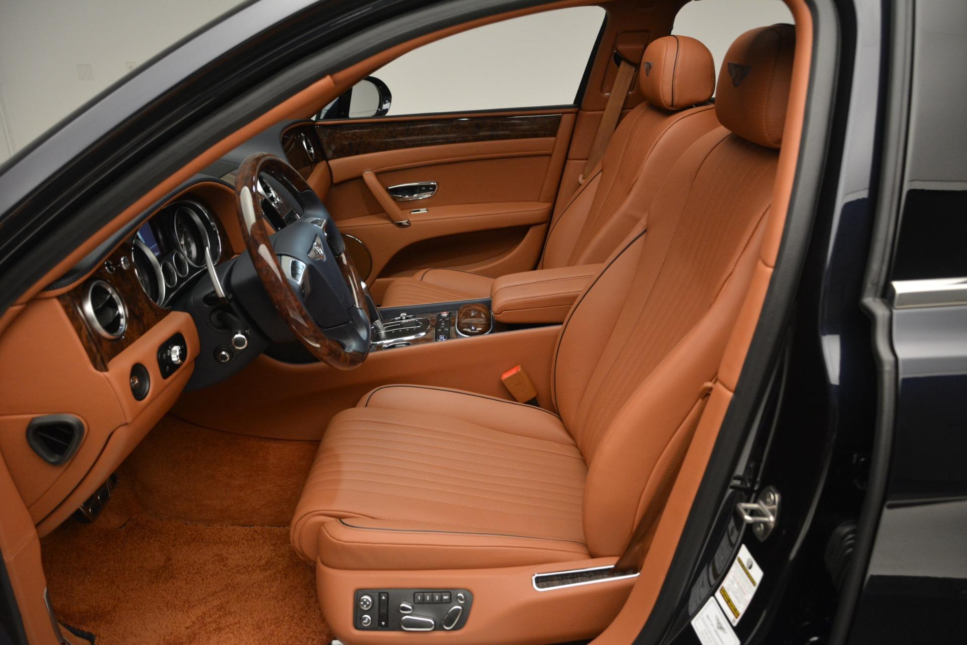 New 2018 Bentley Flying Spur V8 For Sale In Westport, CT 2601_p20