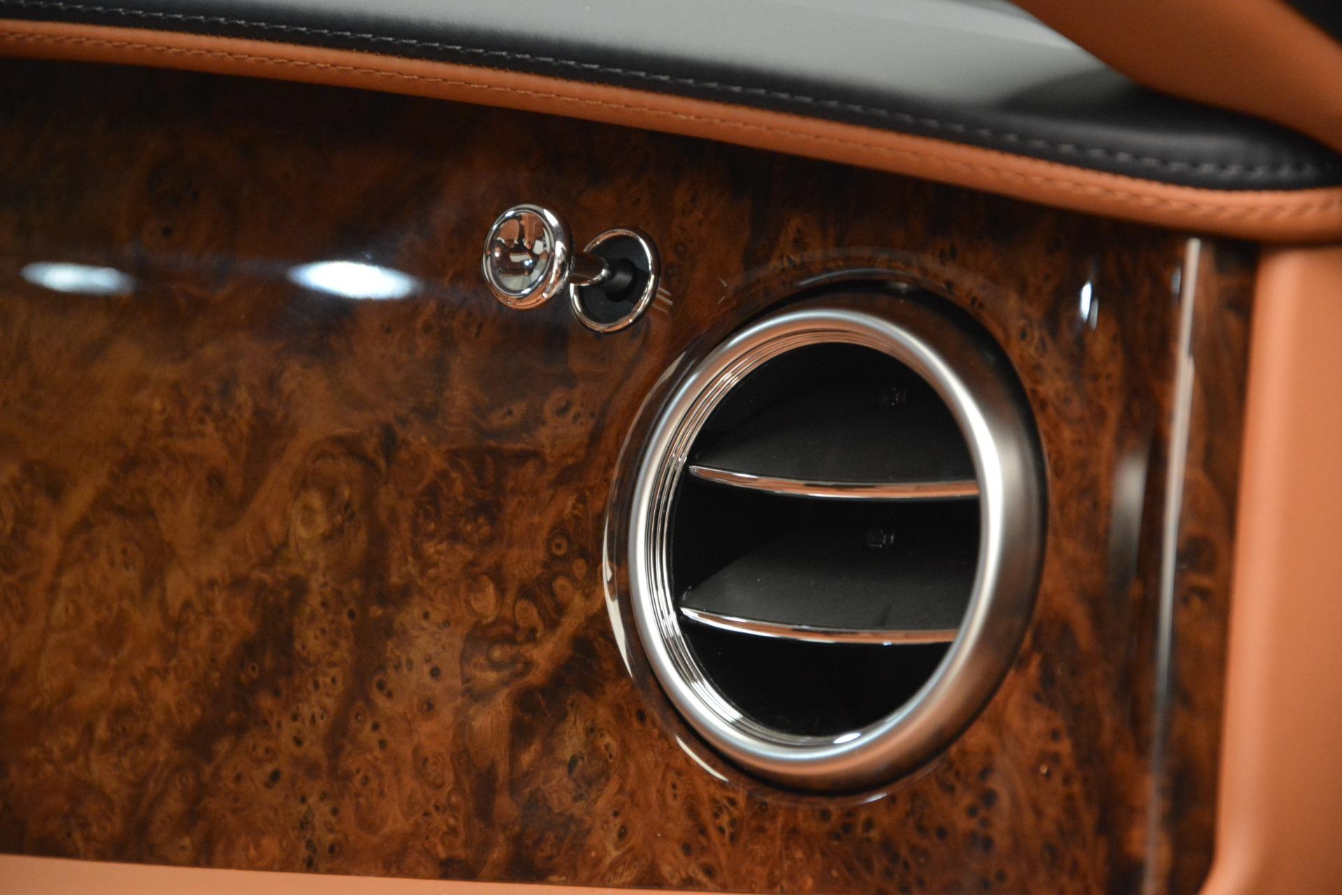 New 2018 Bentley Flying Spur V8 For Sale In Westport, CT 2601_p27