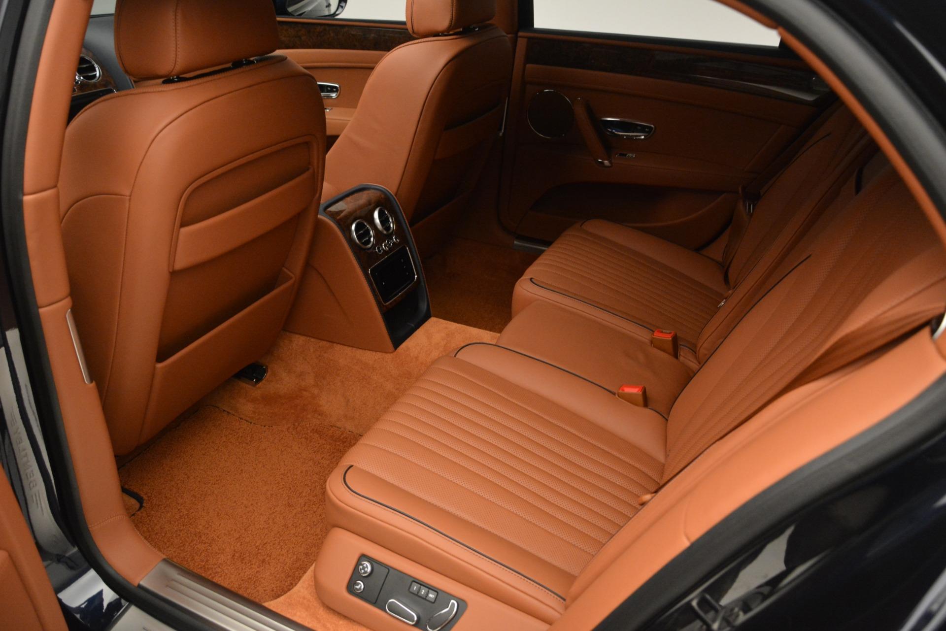 New 2018 Bentley Flying Spur V8 For Sale In Westport, CT 2601_p28