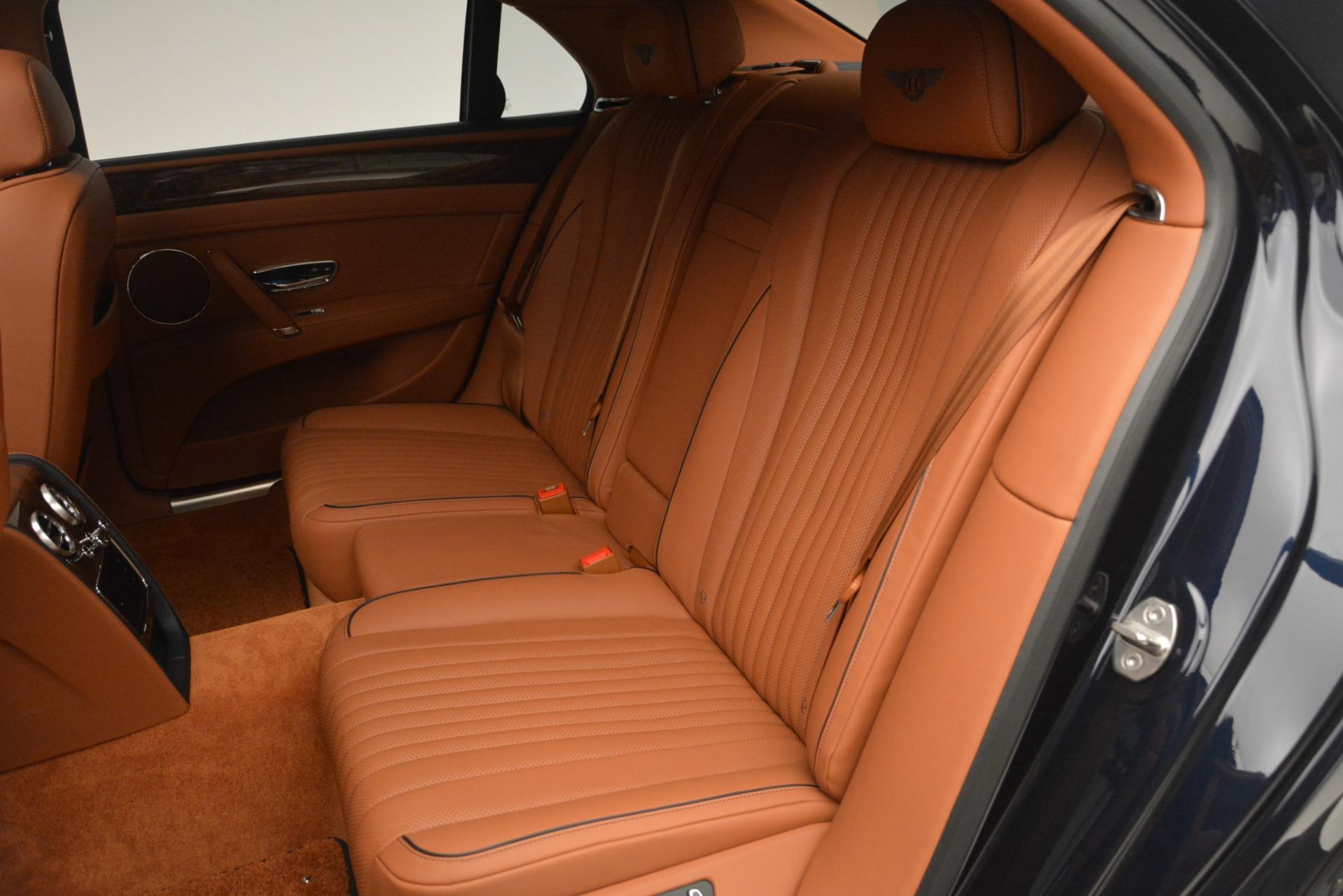 New 2018 Bentley Flying Spur V8 For Sale In Westport, CT 2601_p29