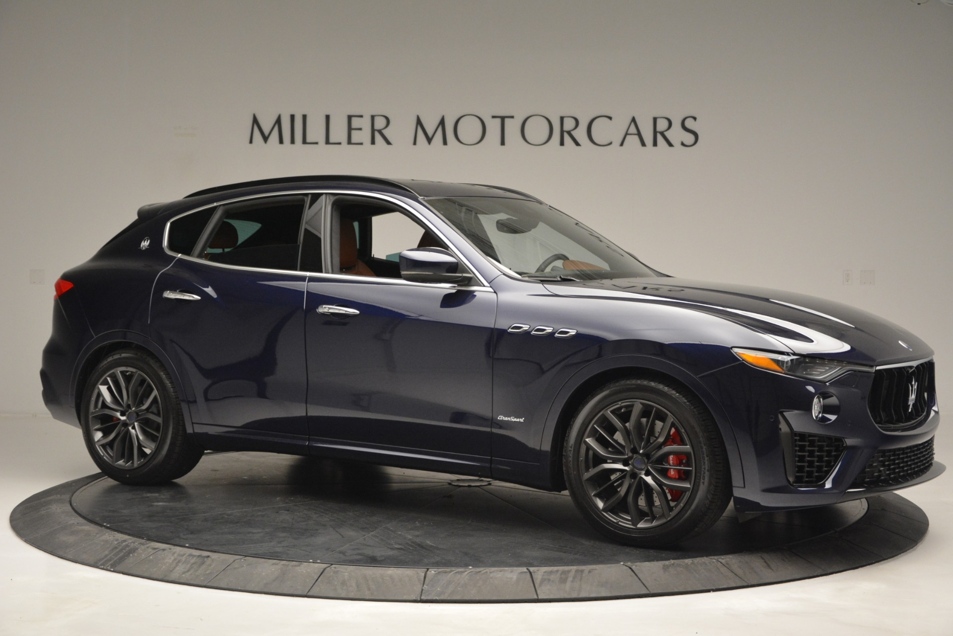 New 2019 Maserati Levante S Q4 GranSport For Sale In Westport, CT 2603_p10