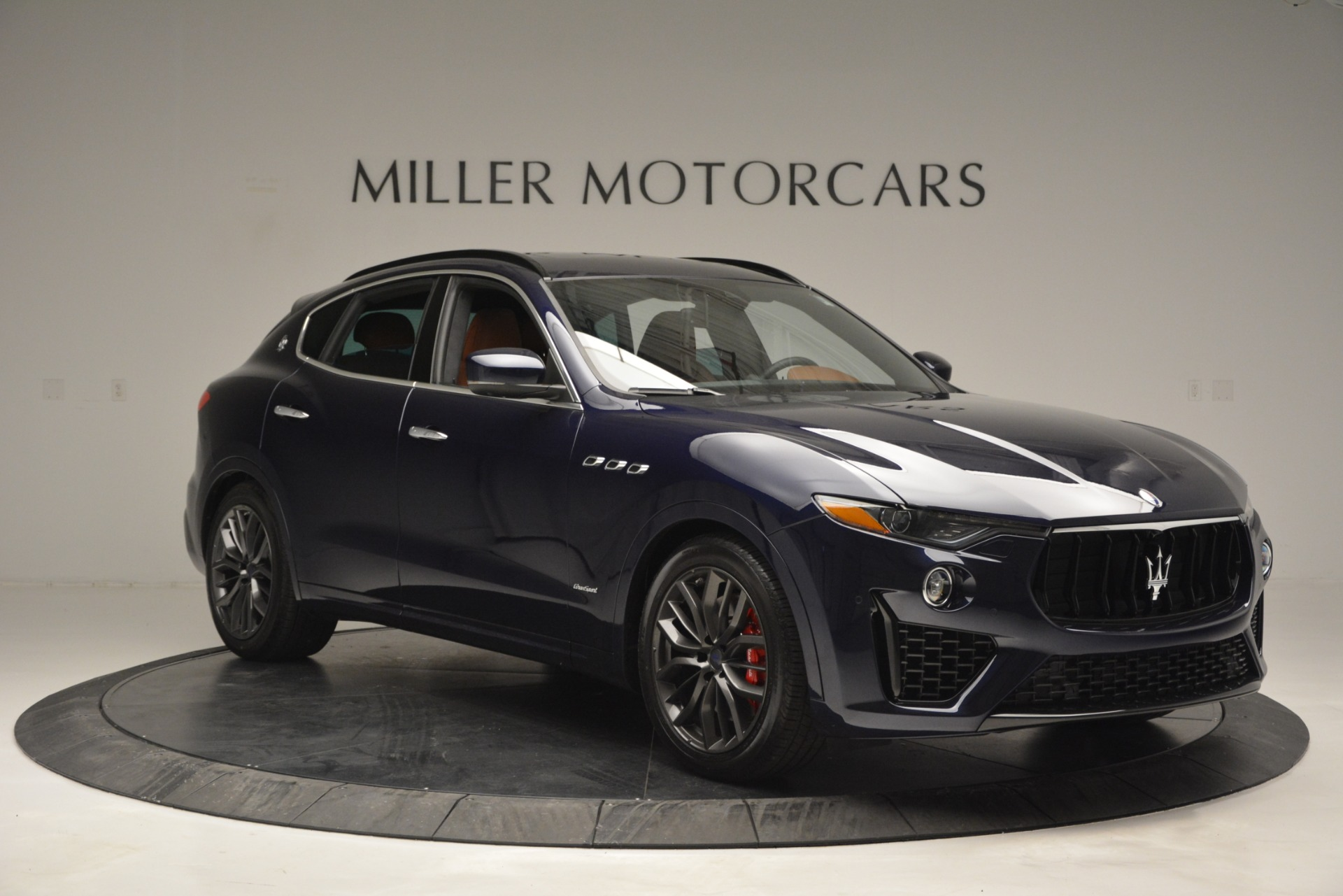 New 2019 Maserati Levante S Q4 GranSport For Sale In Westport, CT 2603_p11