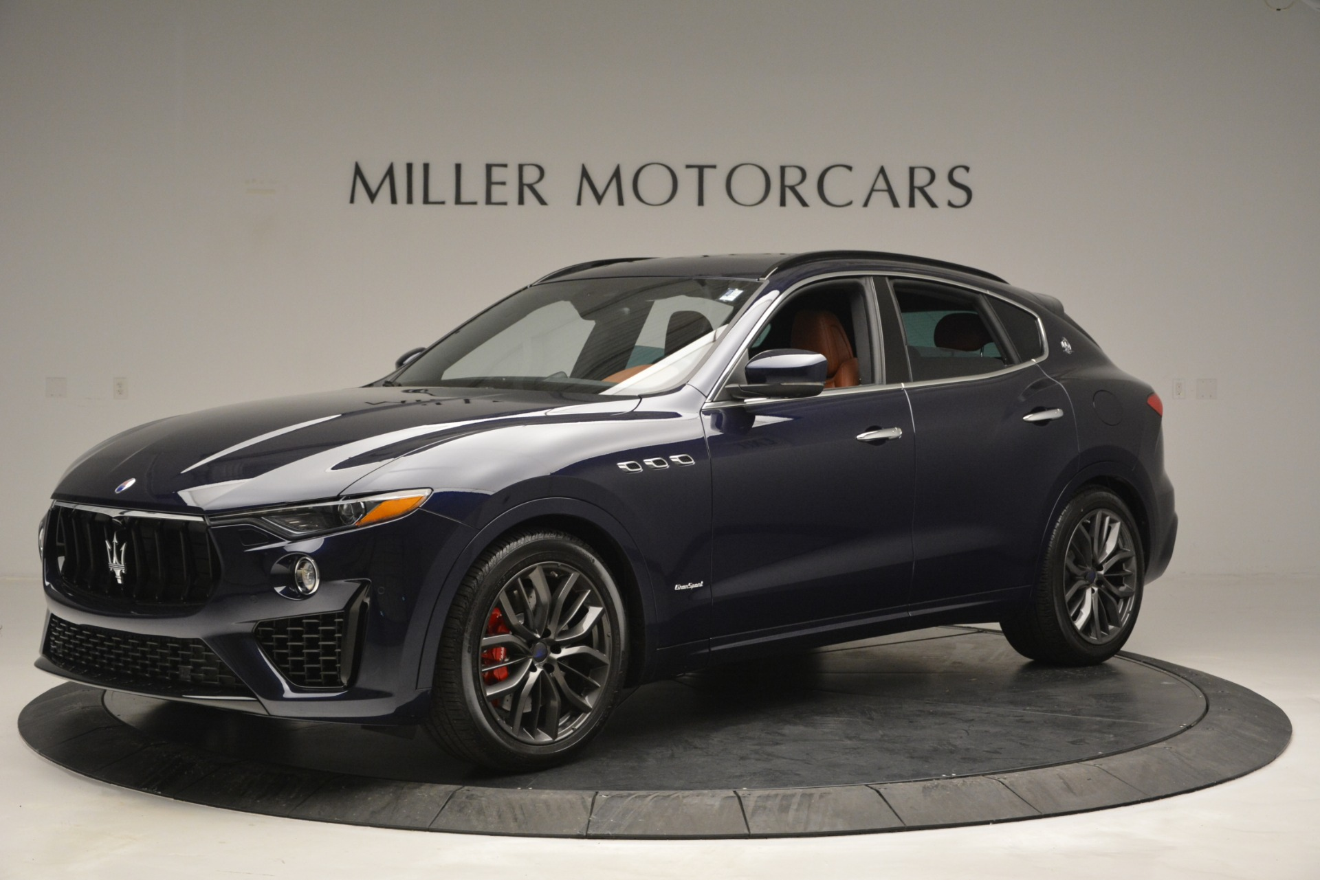 New 2019 Maserati Levante S Q4 GranSport For Sale In Westport, CT 2603_p2
