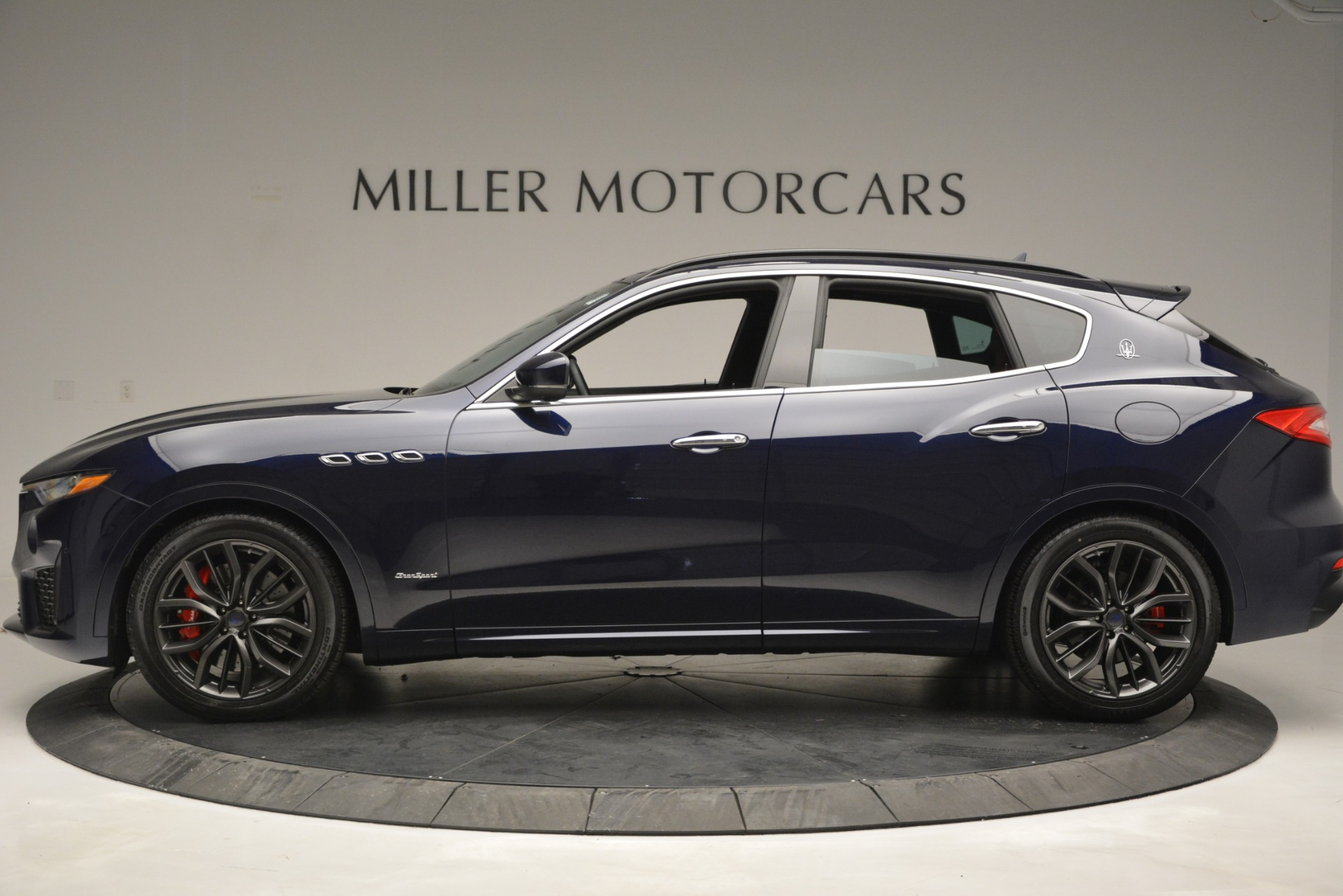 New 2019 Maserati Levante S Q4 GranSport For Sale In Westport, CT 2603_p3