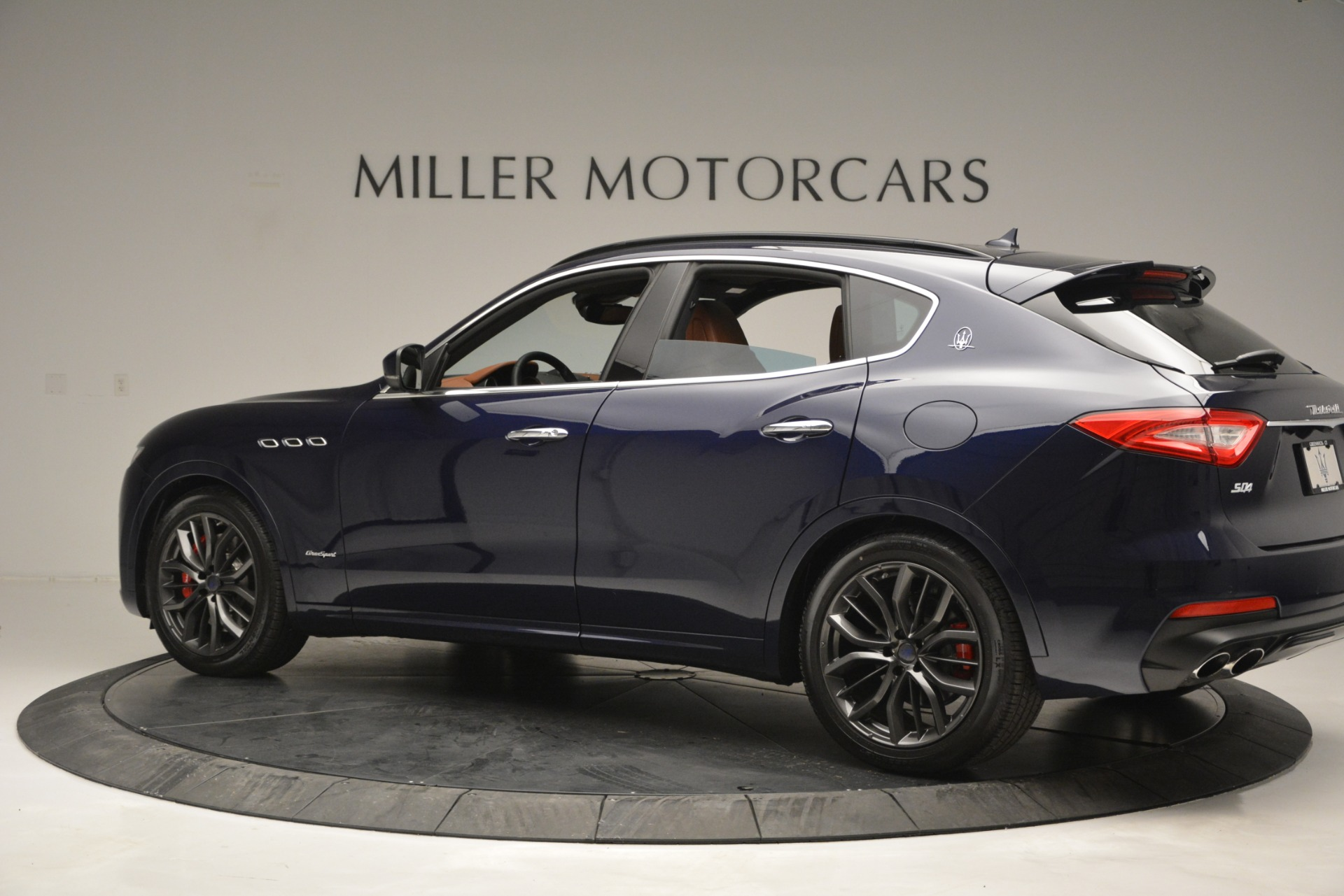 New 2019 Maserati Levante S Q4 GranSport For Sale In Westport, CT 2603_p4