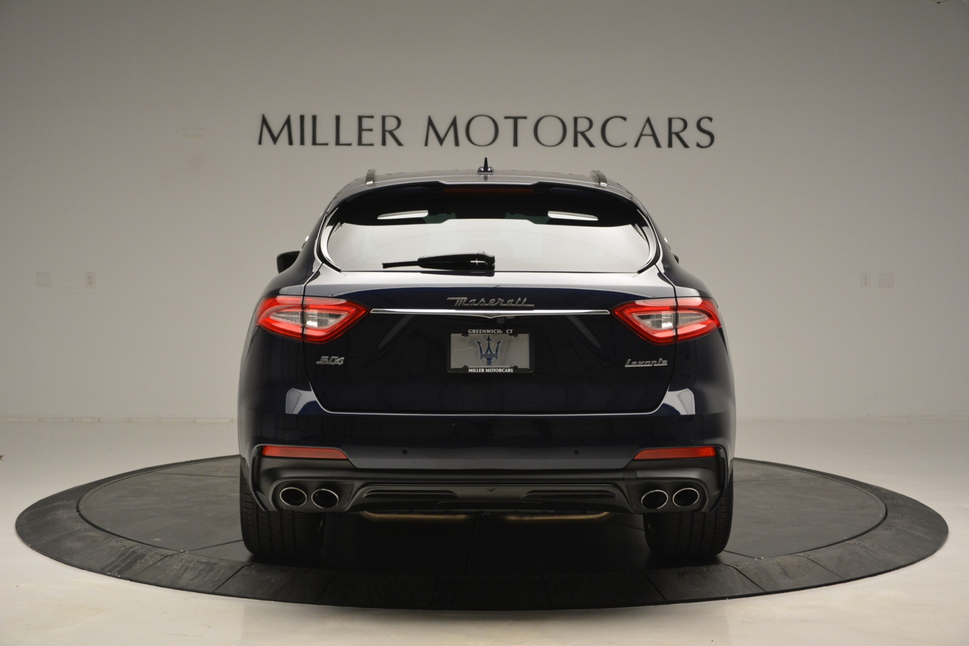 New 2019 Maserati Levante S Q4 GranSport For Sale In Westport, CT 2603_p6