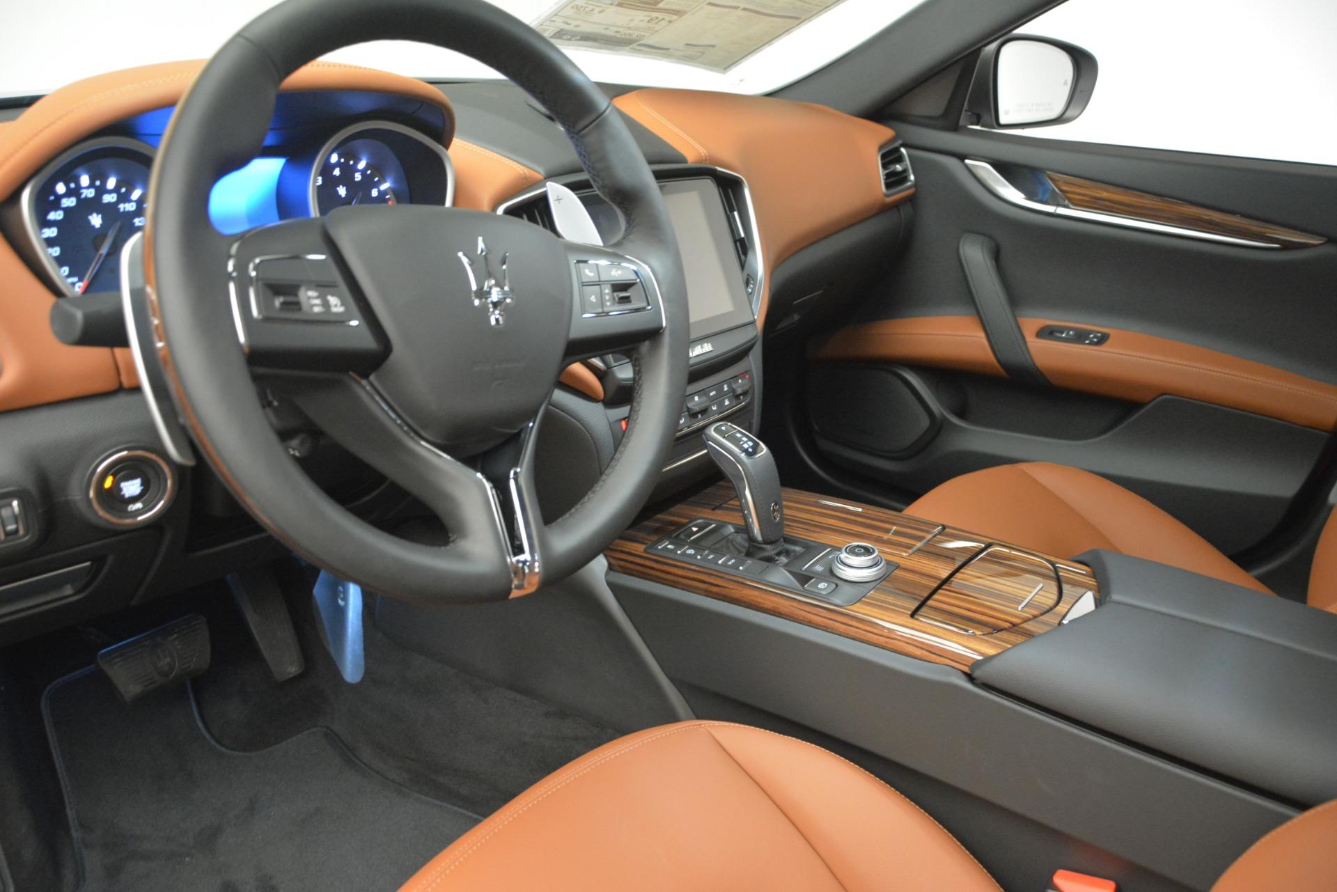 New 2019 Maserati Ghibli S Q4 For Sale In Westport, CT 2604_p12