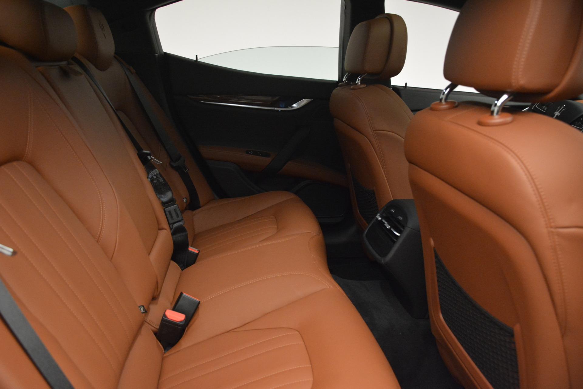 New 2019 Maserati Ghibli S Q4 For Sale In Westport, CT 2604_p23