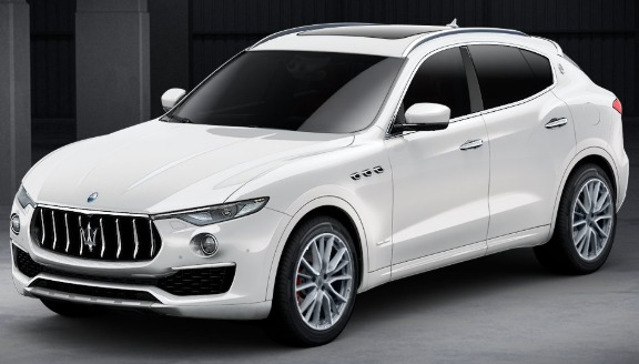 New 2019 Maserati Levante Q4 GranLusso For Sale In Westport, CT 2605_main