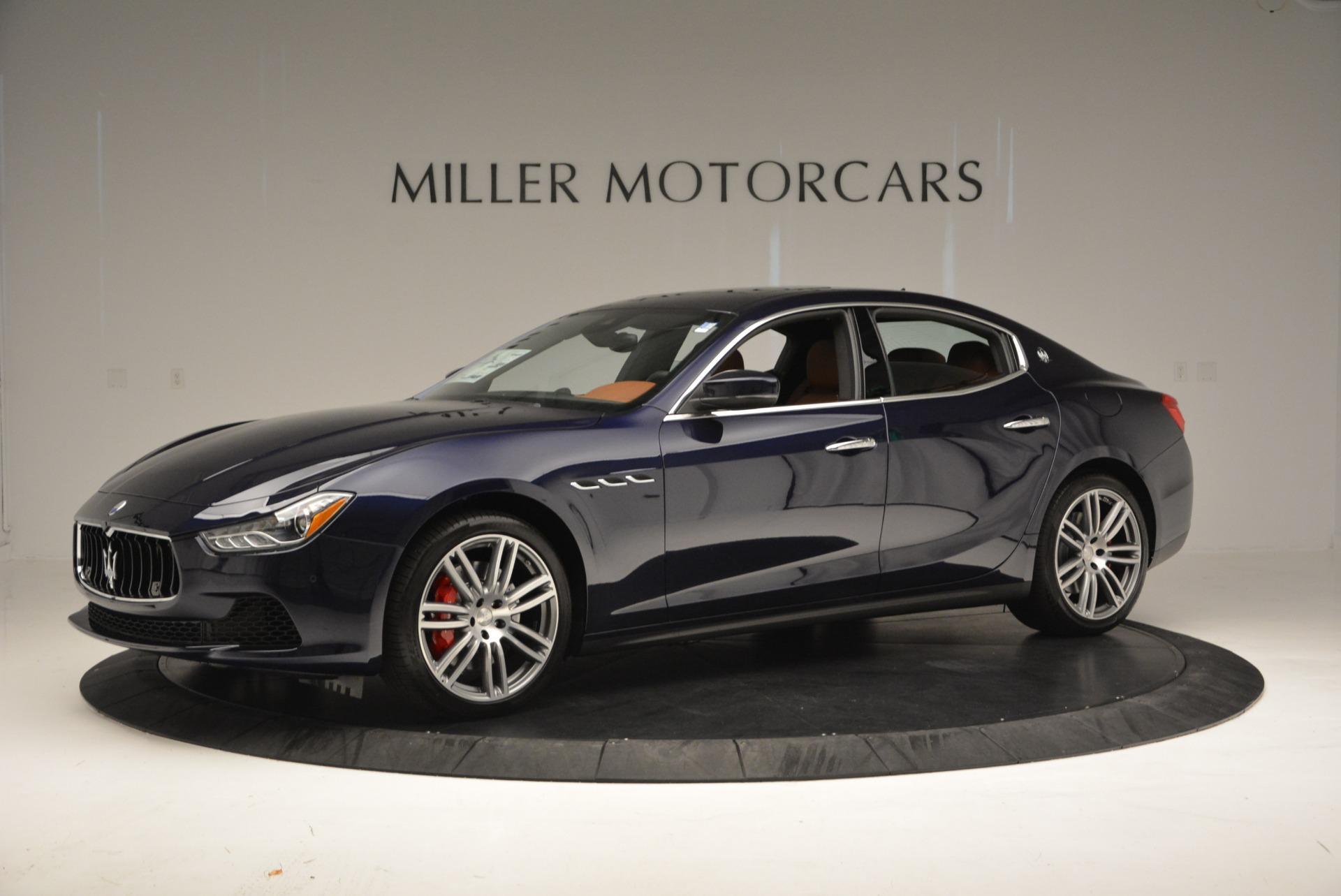 New 2019 Maserati Ghibli S Q4 For Sale In Westport, CT 2606_p2