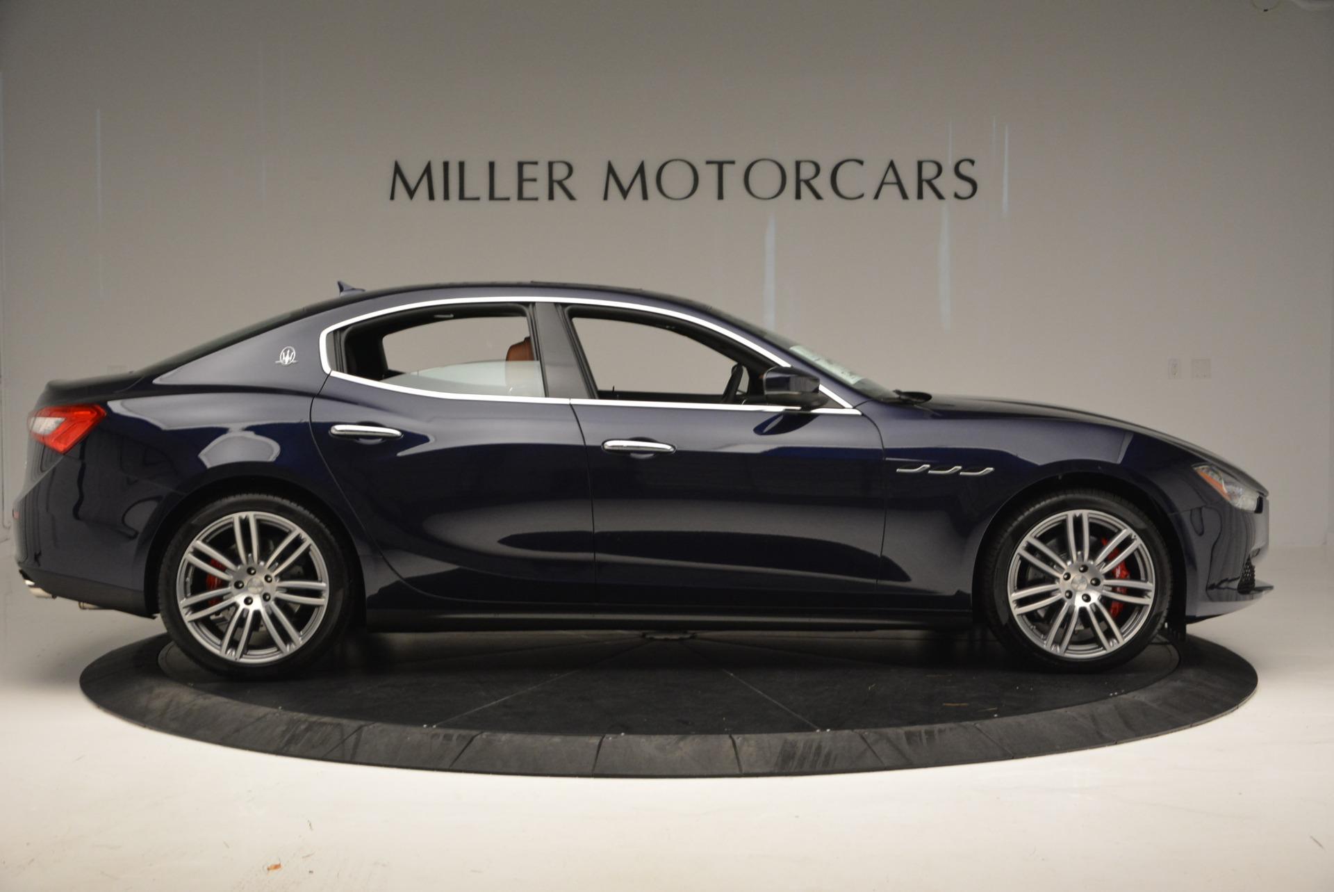 New 2019 Maserati Ghibli S Q4 For Sale In Westport, CT 2606_p9