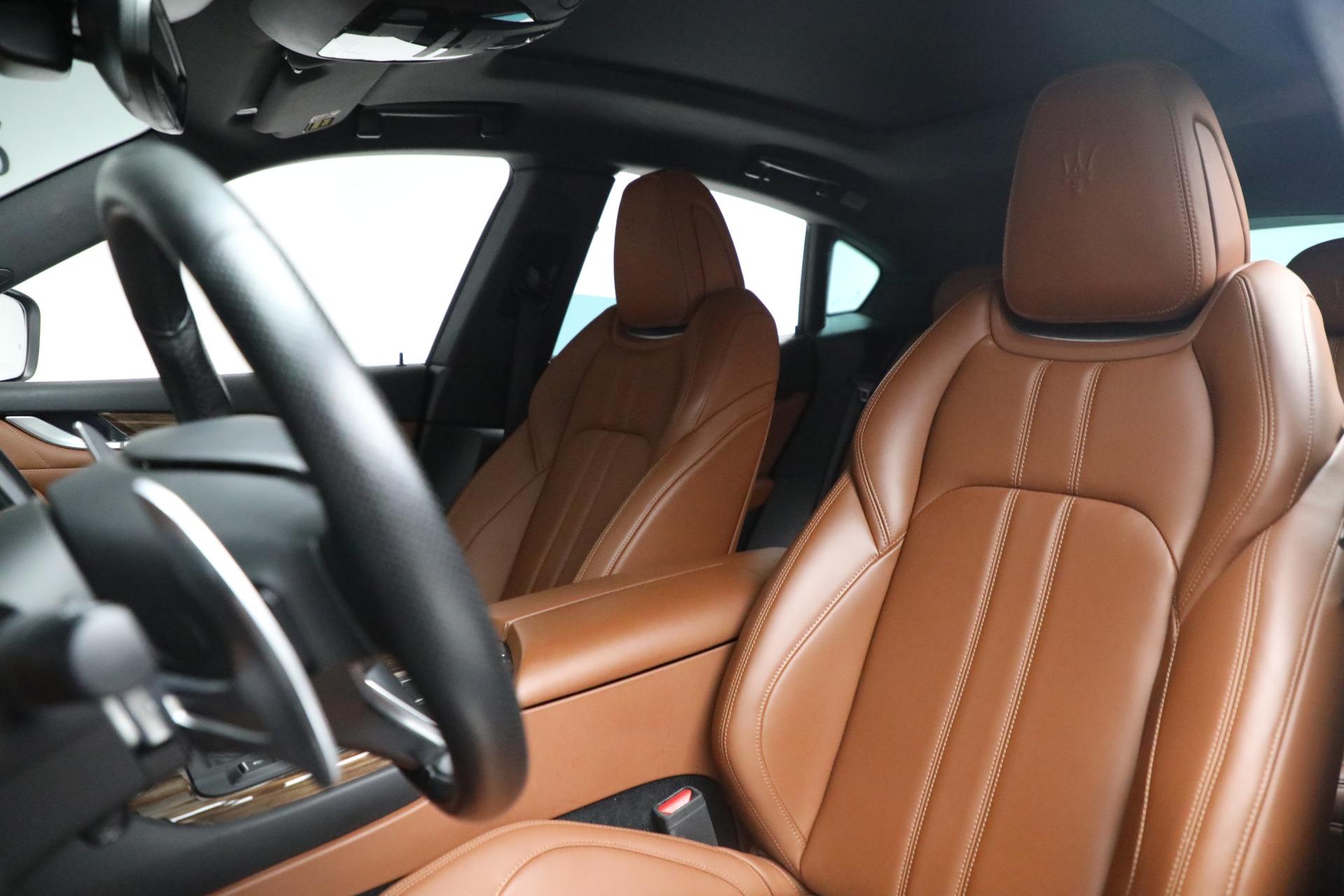 New 2019 Maserati Levante S Q4 GranSport For Sale In Westport, CT 2607_p13