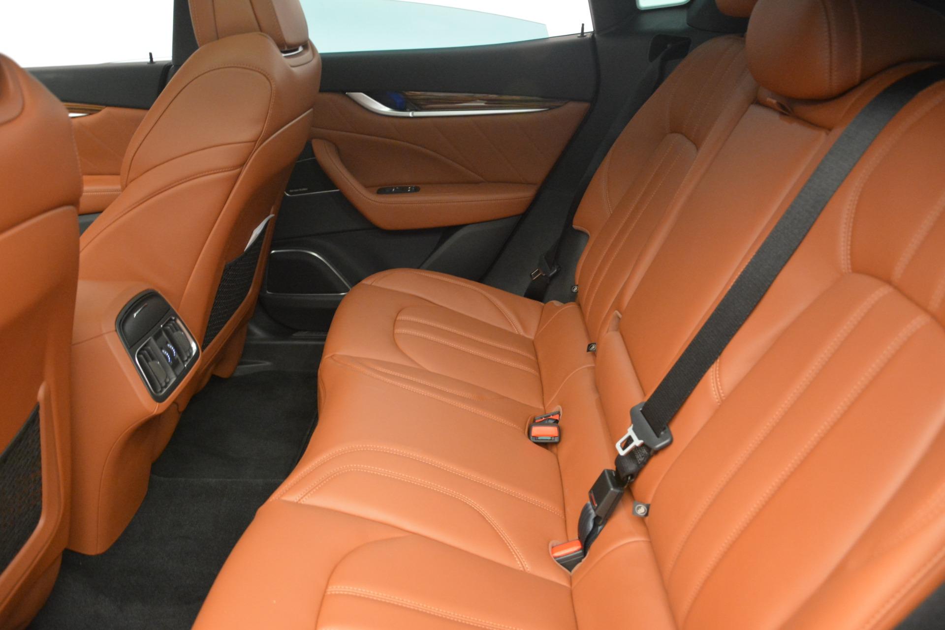 New 2019 Maserati Levante S Q4 GranSport For Sale In Westport, CT 2613_p18