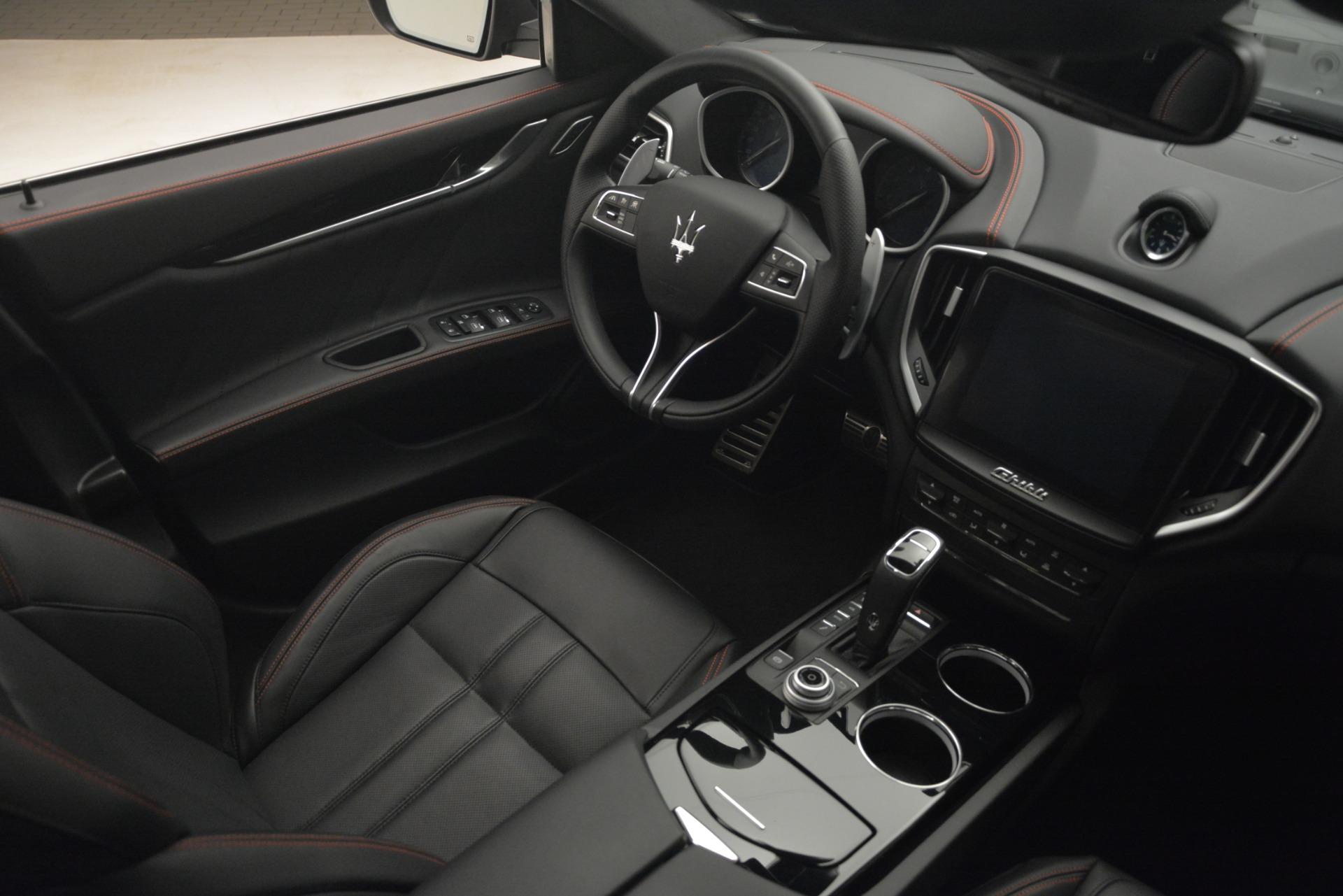 New 2019 Maserati Ghibli S Q4 GranSport For Sale In Westport, CT 2614_p16