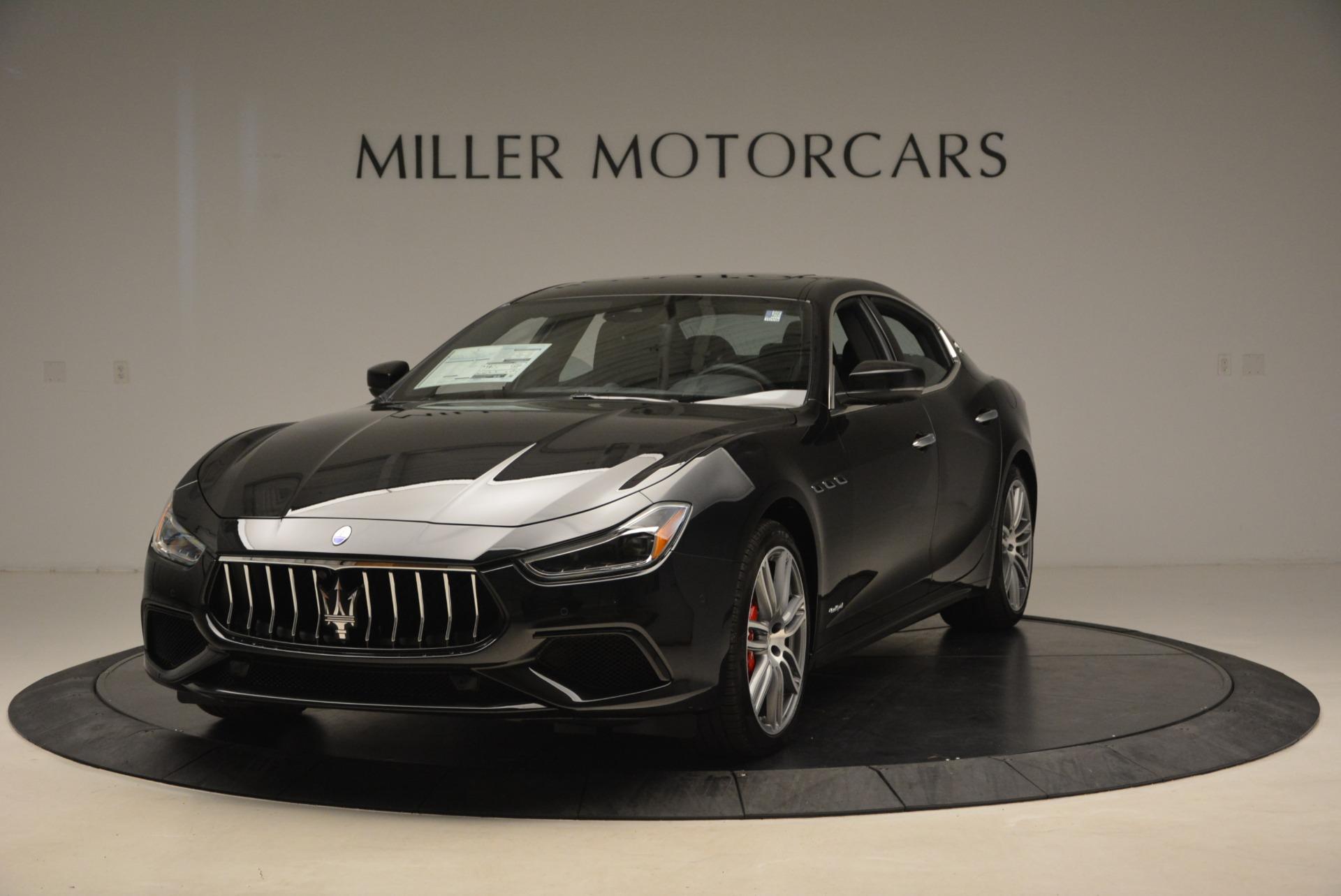 New 2019 Maserati Ghibli S Q4 GranSport For Sale In Westport, CT 2615_main