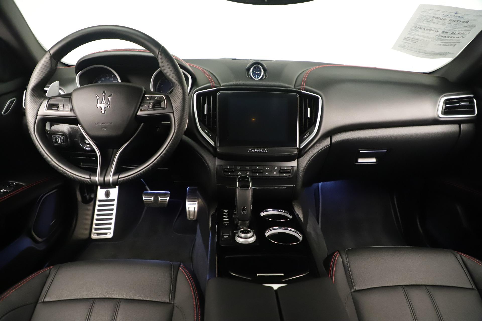 New 2019 Maserati Ghibli S Q4 GranSport For Sale In Westport, CT 2615_p16