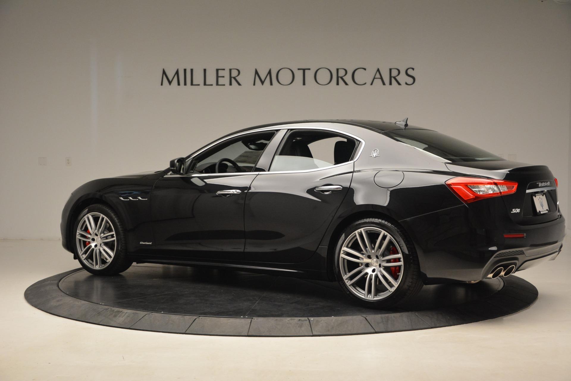 New 2019 Maserati Ghibli S Q4 GranSport For Sale In Westport, CT 2615_p4