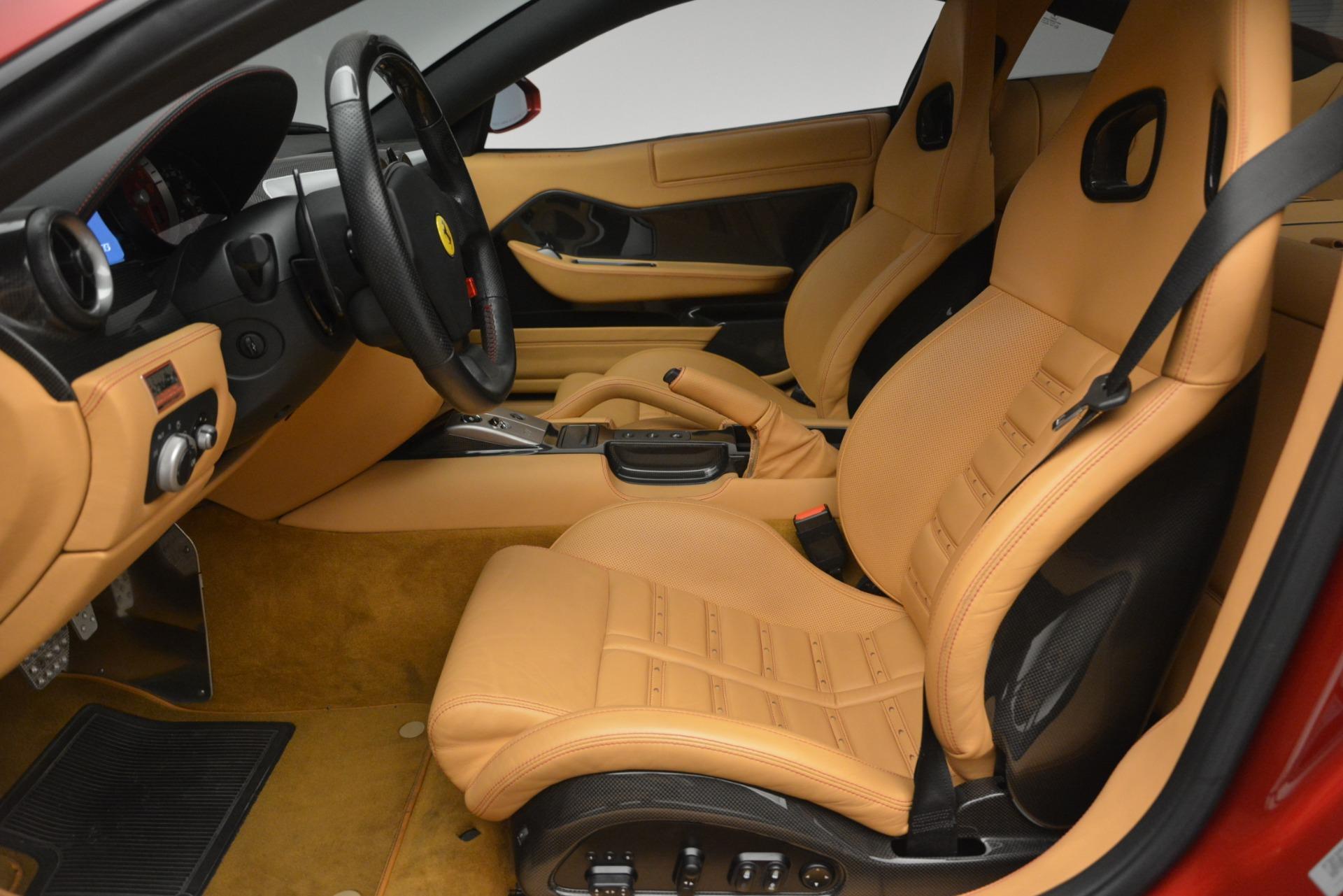 Used 2009 Ferrari 599 GTB Fiorano  For Sale In Westport, CT 2617_p14