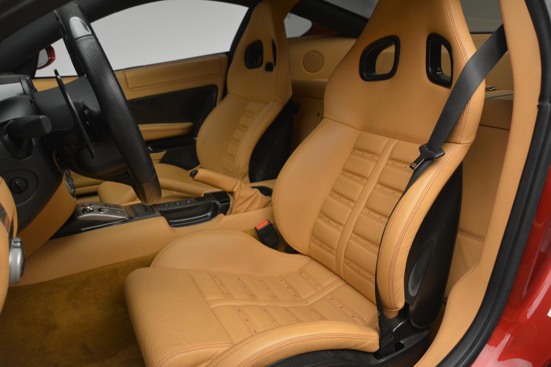 Used 2009 Ferrari 599 GTB Fiorano  For Sale In Westport, CT 2617_p15