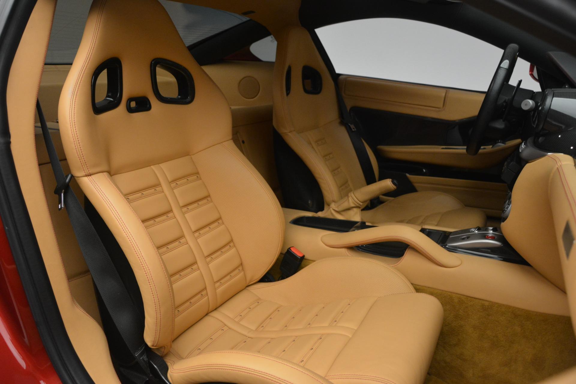 Used 2009 Ferrari 599 GTB Fiorano  For Sale In Westport, CT 2617_p19
