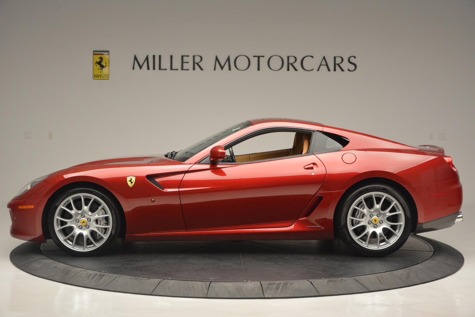 Used 2009 Ferrari 599 GTB Fiorano  For Sale In Westport, CT 2617_p3