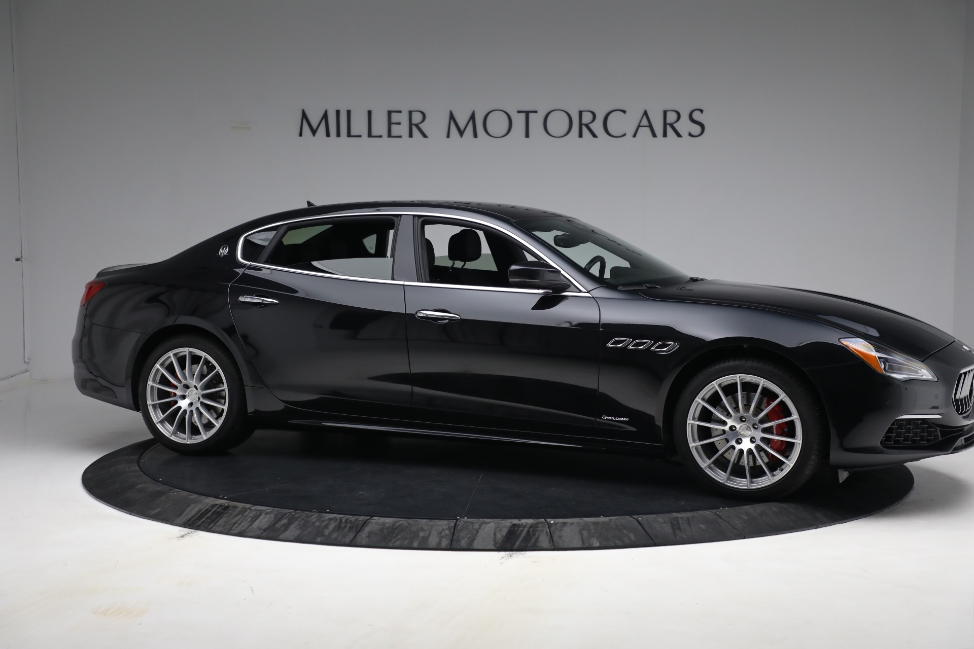 New 2019 Maserati Quattroporte S Q4 GranLusso For Sale In Westport, CT 2619_p10