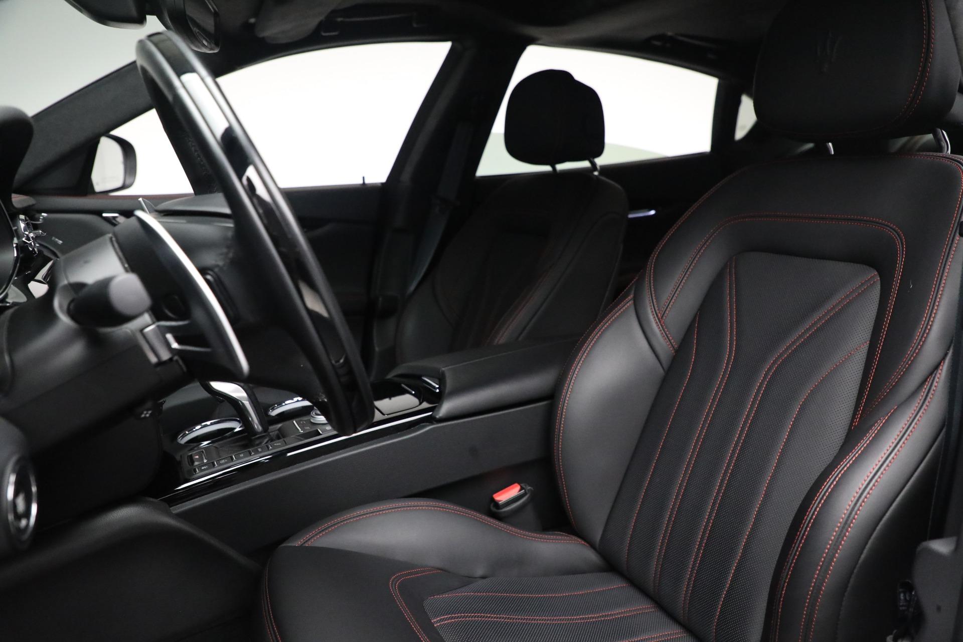 New 2019 Maserati Quattroporte S Q4 GranLusso For Sale In Westport, CT 2619_p16
