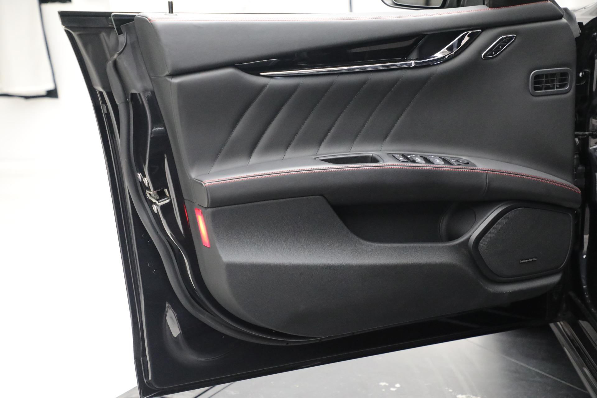 New 2019 Maserati Quattroporte S Q4 GranLusso For Sale In Westport, CT 2619_p21