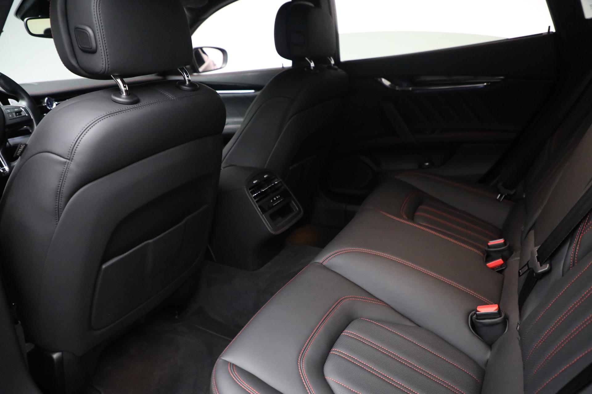 New 2019 Maserati Quattroporte S Q4 GranLusso For Sale In Westport, CT 2619_p22