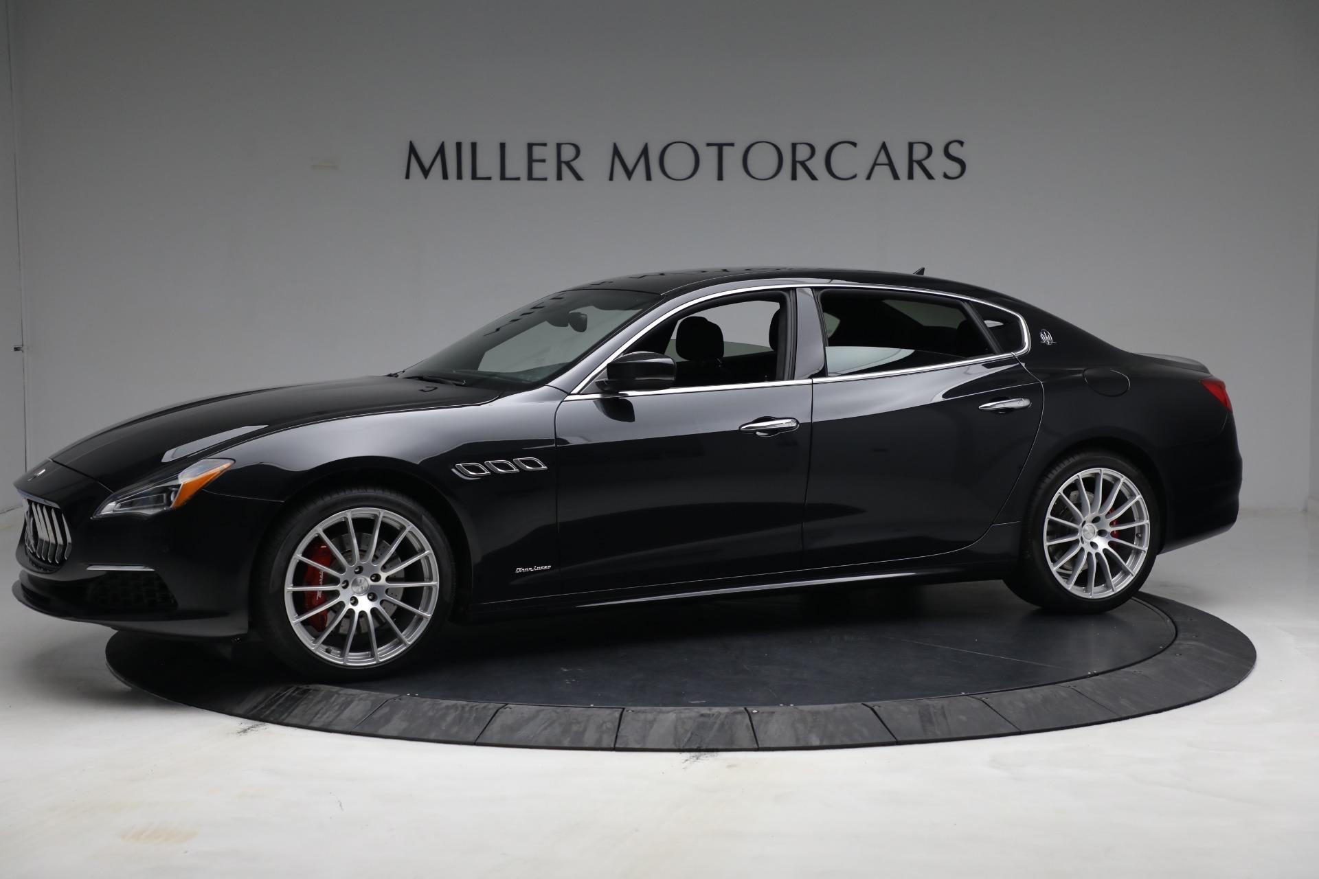 New 2019 Maserati Quattroporte S Q4 GranLusso For Sale In Westport, CT 2619_p2